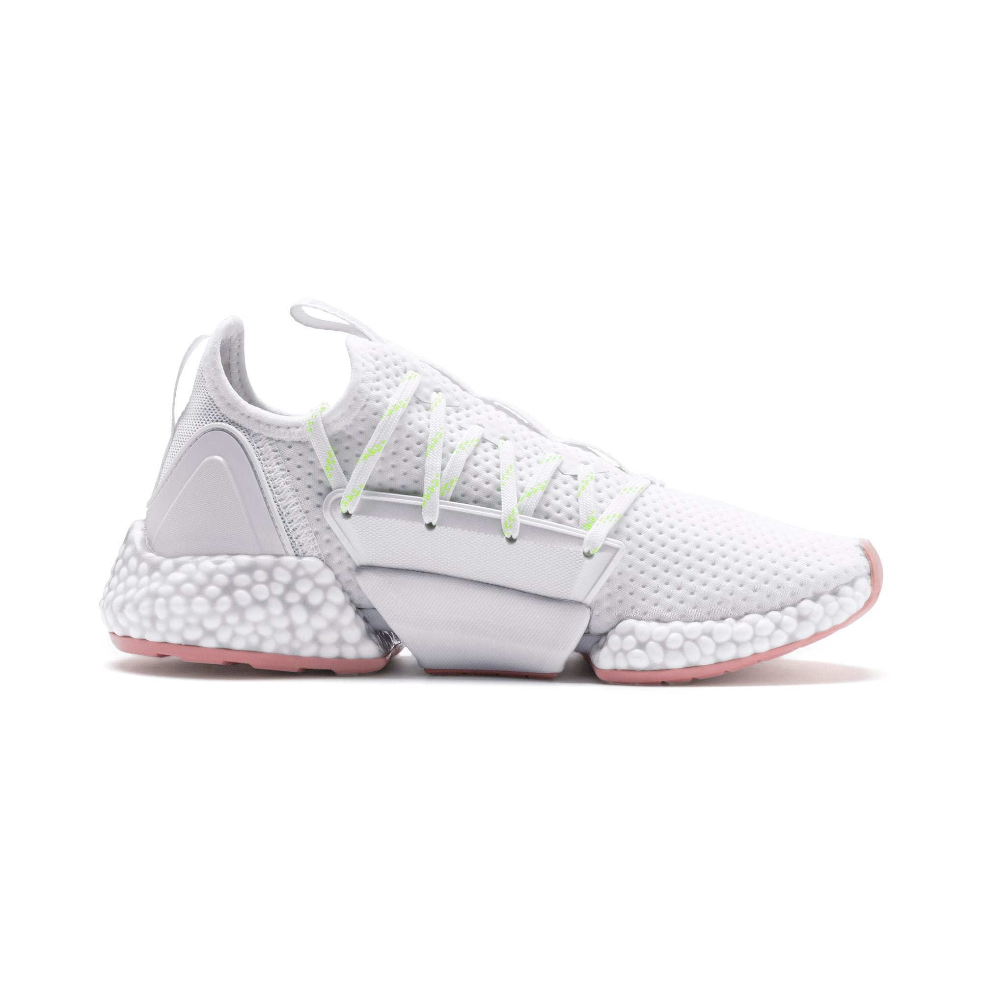 Thumbnail 6 of HYBRID Rocket Aero Women's Running Shoes, Puma White-Bridal Rose, medium