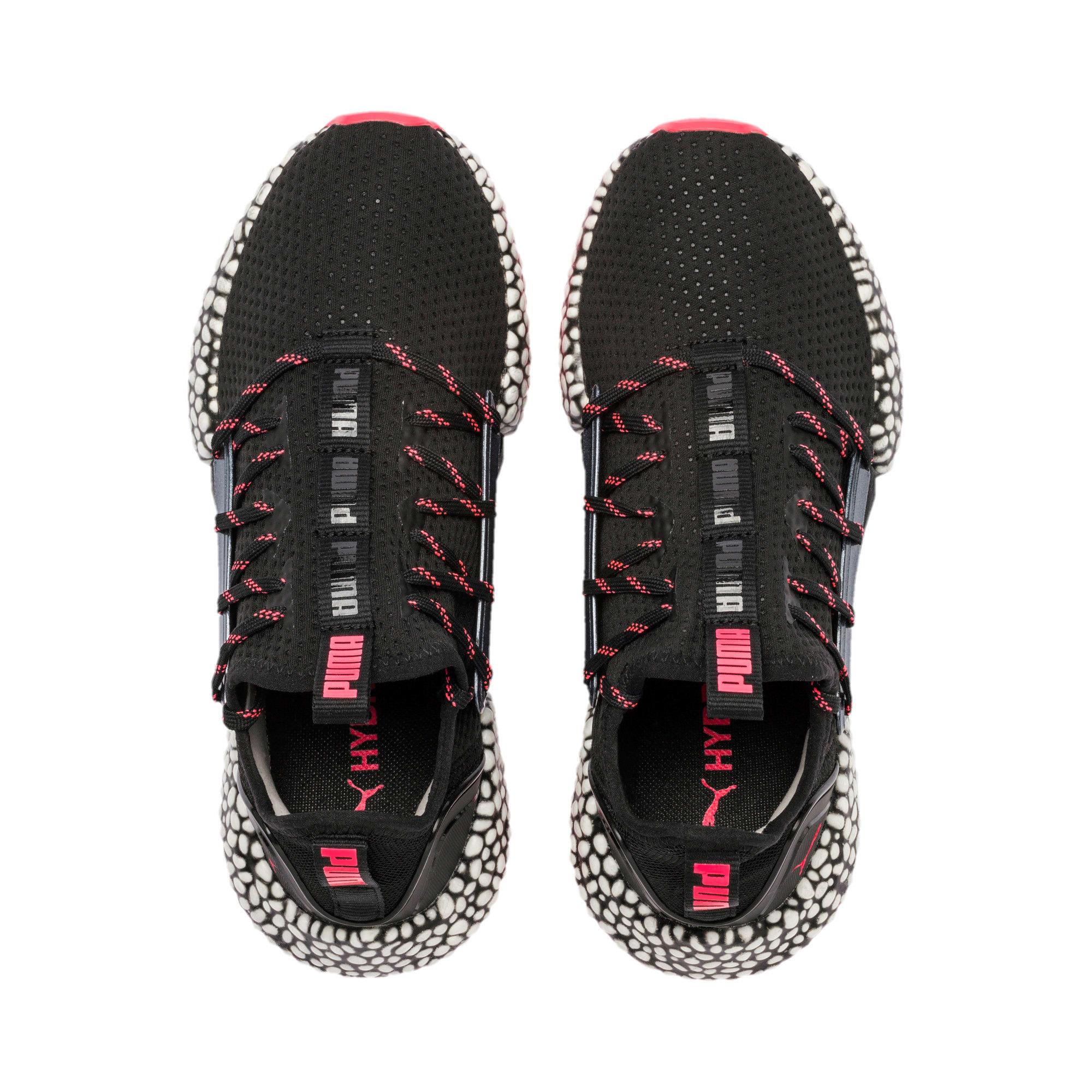Thumbnail 7 of HYBRID Rocket Aero Women's Sneakers, Puma Black-Pink Alert, medium