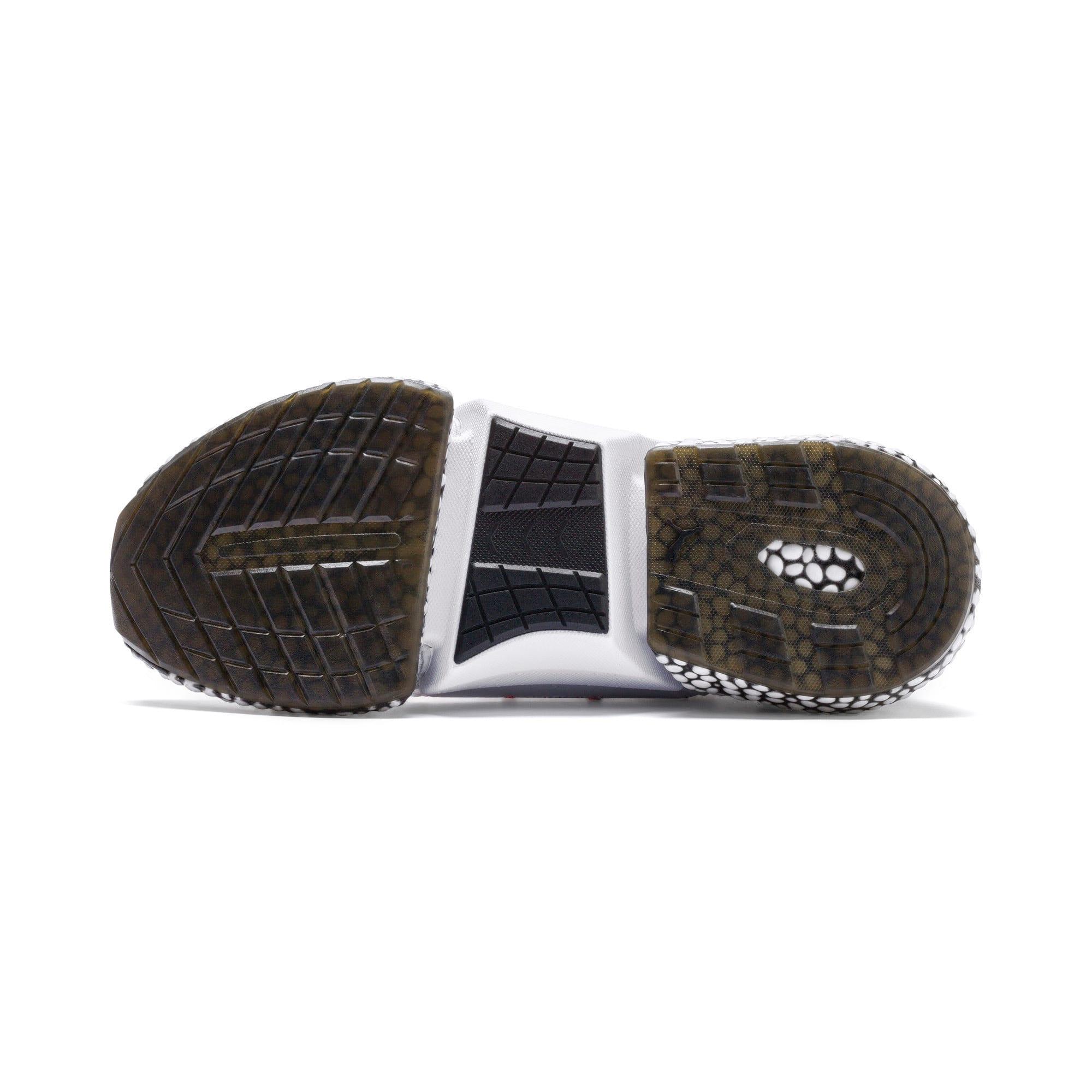 Thumbnail 5 of HYBRID Rocket Aero Men's Running Shoes, Puma White-Puma Black, medium