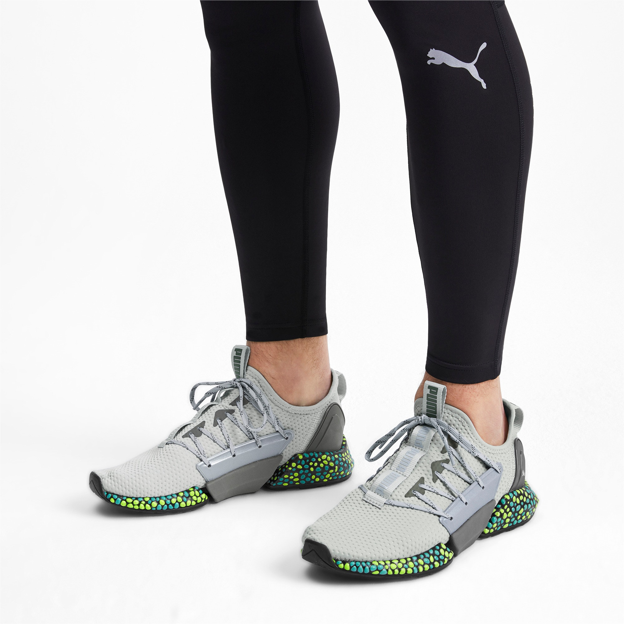 Thumbnail 3 of HYBRID Rocket Aero Men's Running Shoes, High Rise-CASTLEROCK, medium