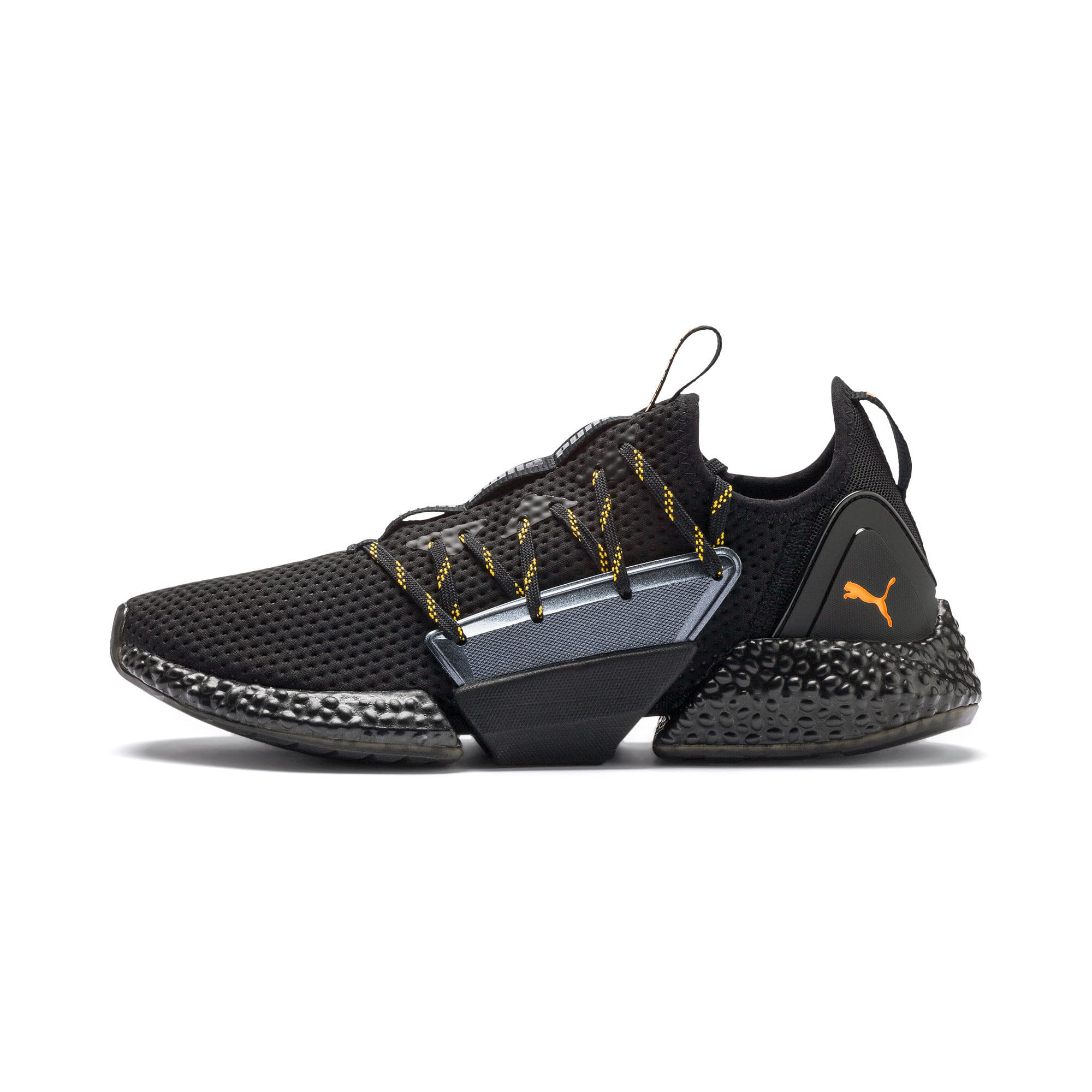 Thumbnail 1 of HYBRID Rocket Aero Men's Running Shoes, Puma Black-Puma Black, medium