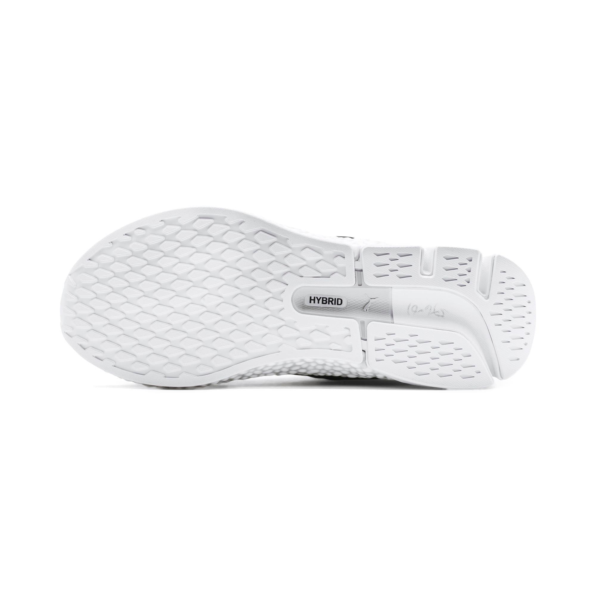Thumbnail 5 of HYBRID Sky Women's Running Shoes, Puma Black-Puma White, medium