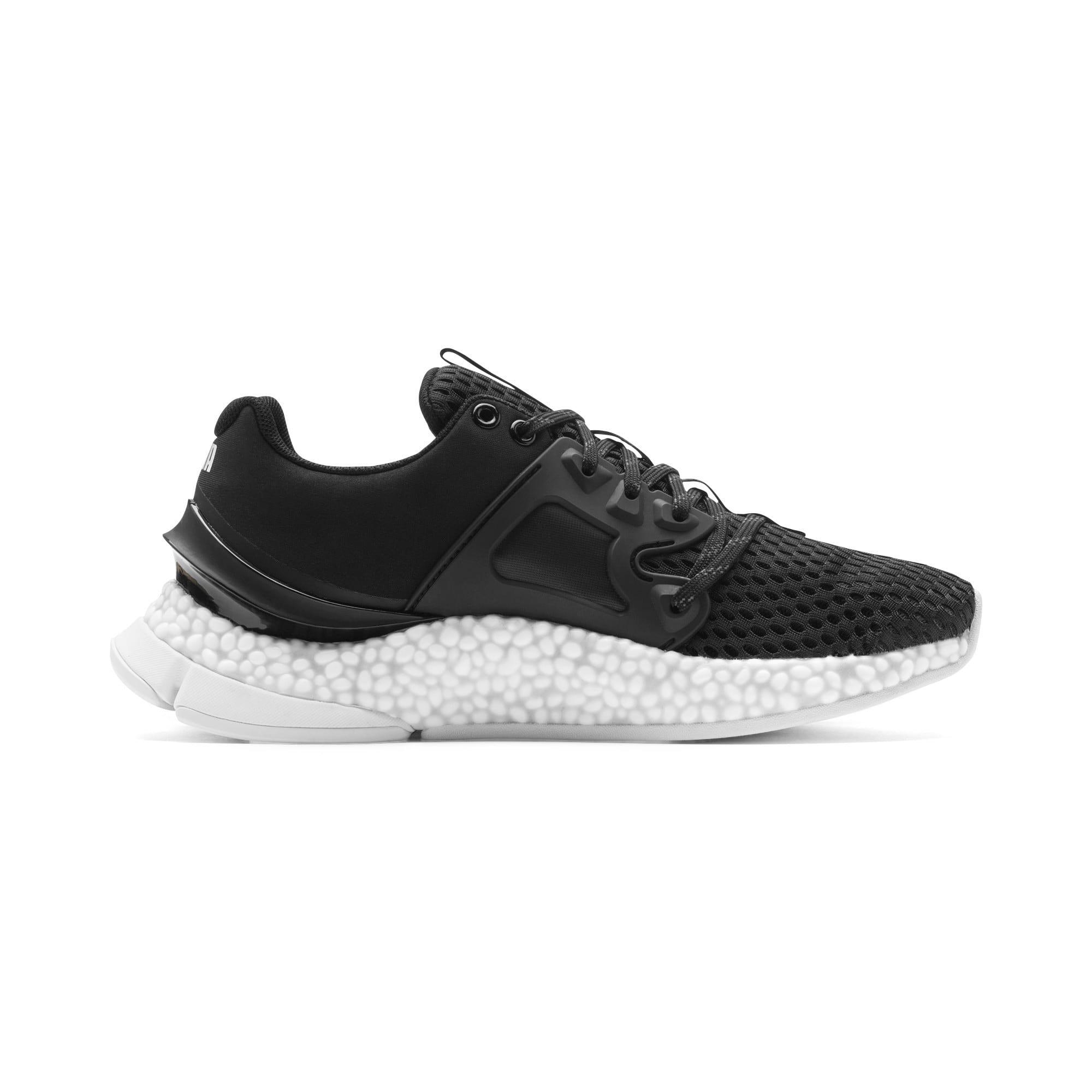 Thumbnail 7 of HYBRID Sky Women's Running Shoes, Puma Black-Puma White, medium