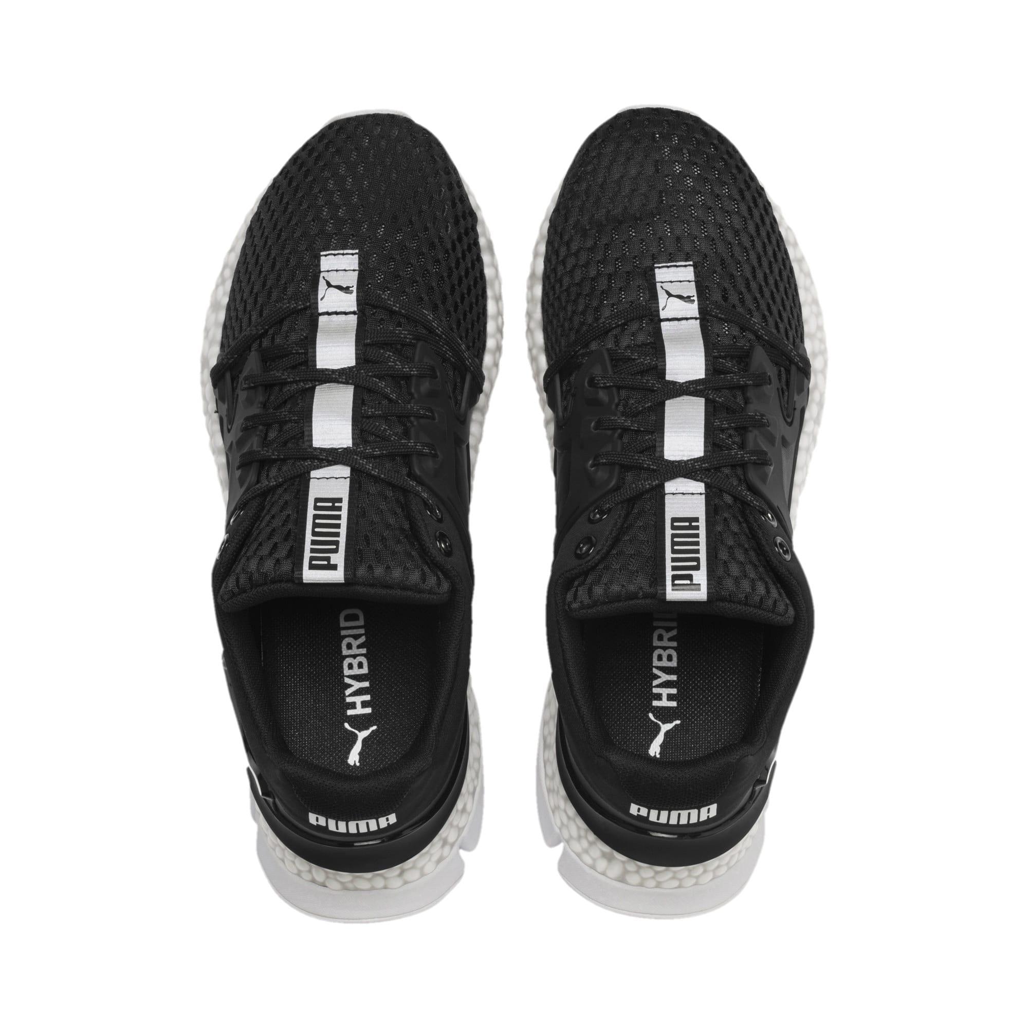 Thumbnail 8 of HYBRID Sky Women's Running Shoes, Puma Black-Puma White, medium