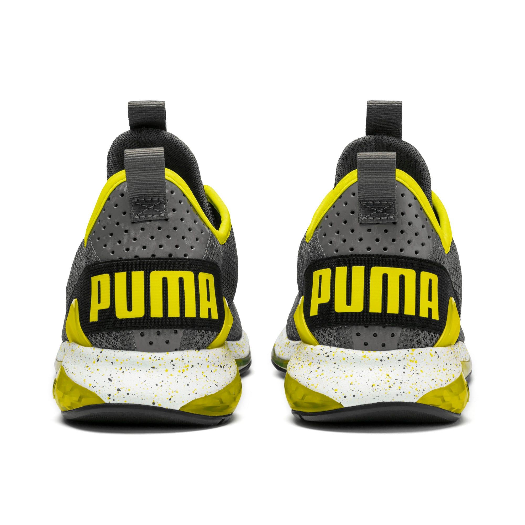 Thumbnail 5 of CELL Descend Weave Men's Training Shoes, CASTLEROCK-Black-Yellow, medium