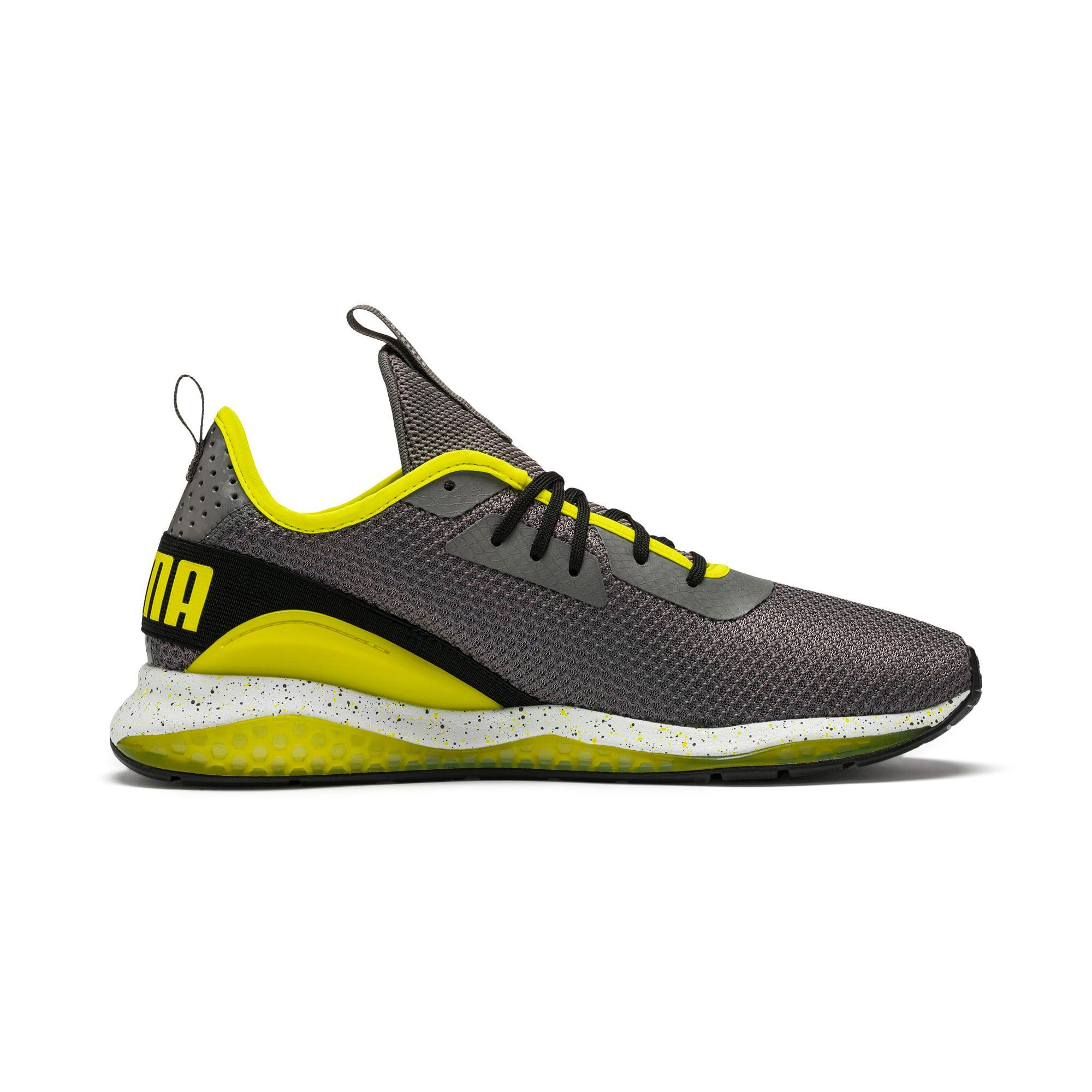 Thumbnail 6 of CELL Descend Weave Men's Training Shoes, CASTLEROCK-Black-Yellow, medium