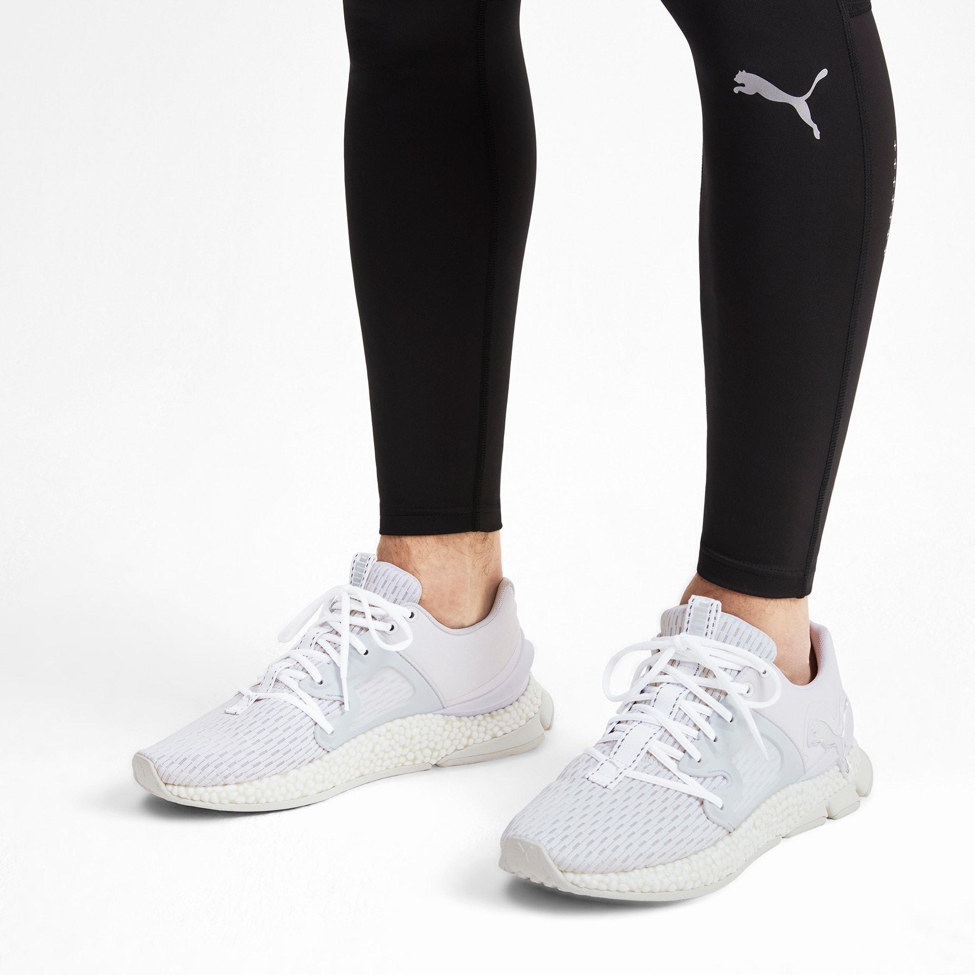 Thumbnail 2 of HYBRID Sky Lights Men's Running Shoes, Puma White-Puma Silver, medium