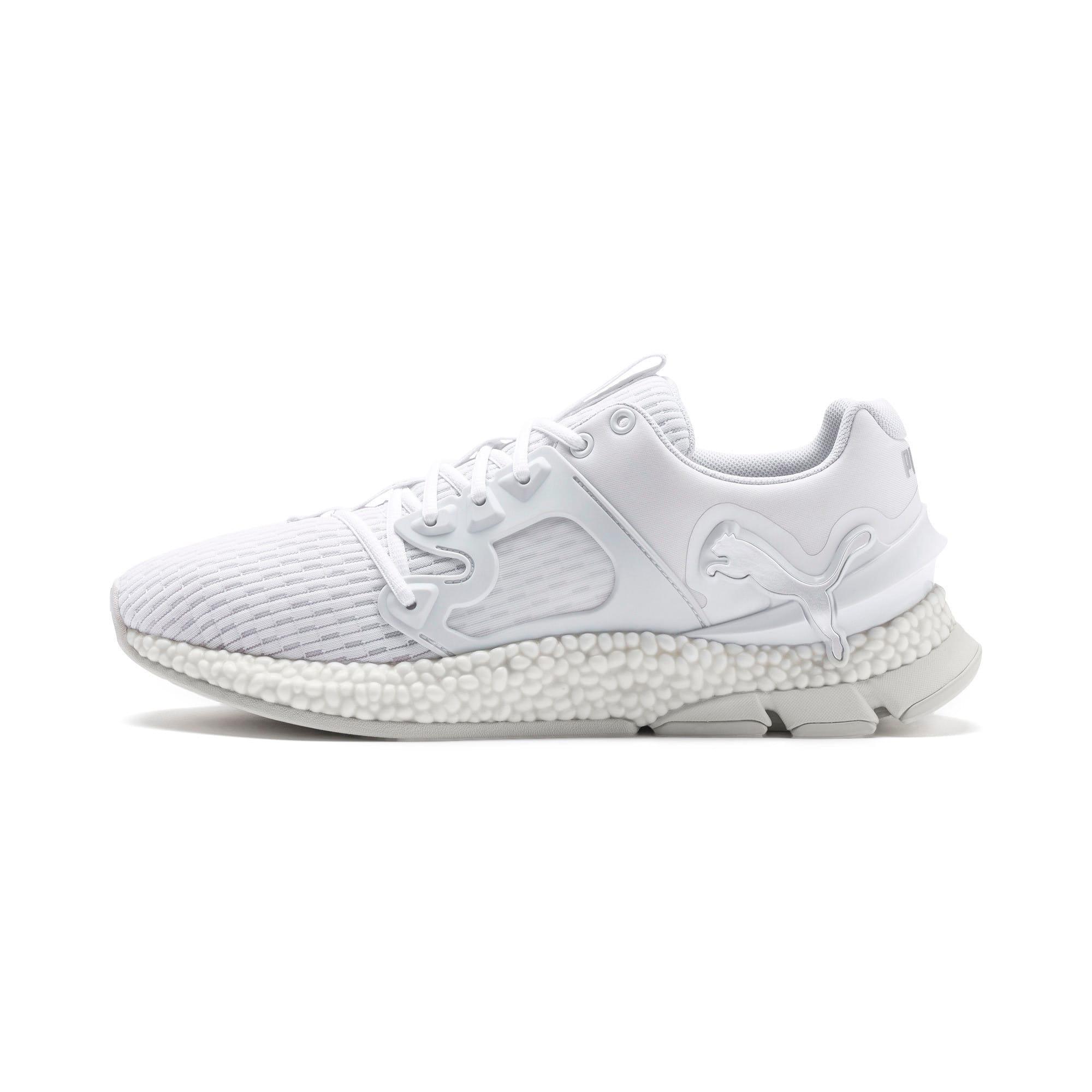 Thumbnail 1 of HYBRID Sky Lights Men's Running Shoes, Puma White-Puma Silver, medium