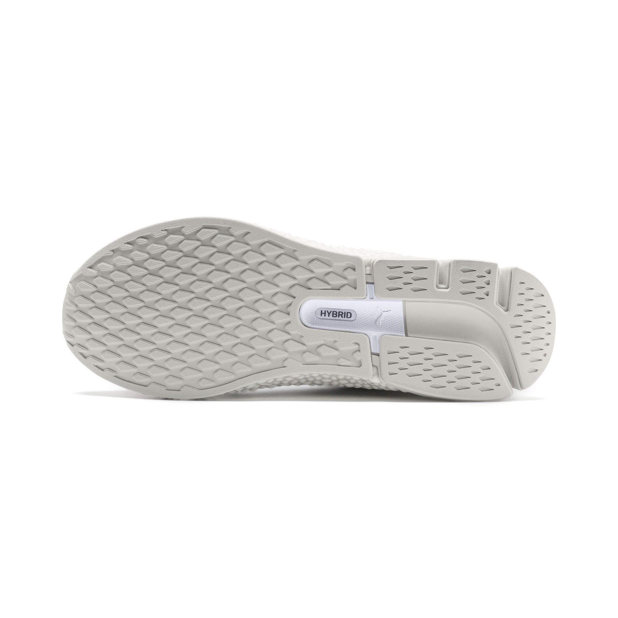 Thumbnail 5 of HYBRID Sky Lights Men's Running Shoes, Puma White-Puma Silver, medium