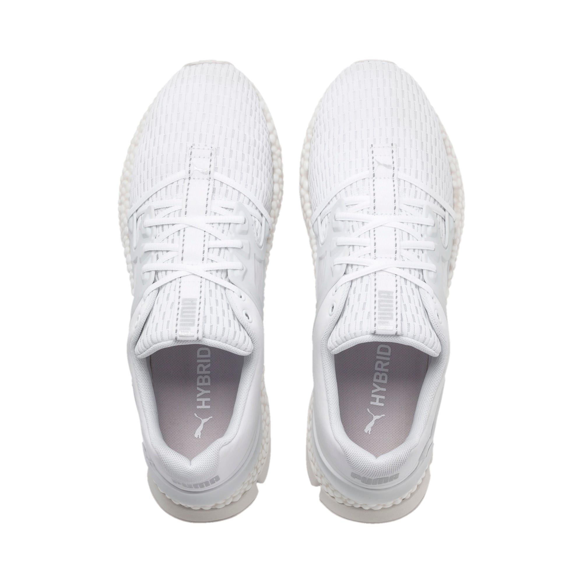 Thumbnail 7 of HYBRID Sky Lights Men's Running Shoes, Puma White-Puma Silver, medium