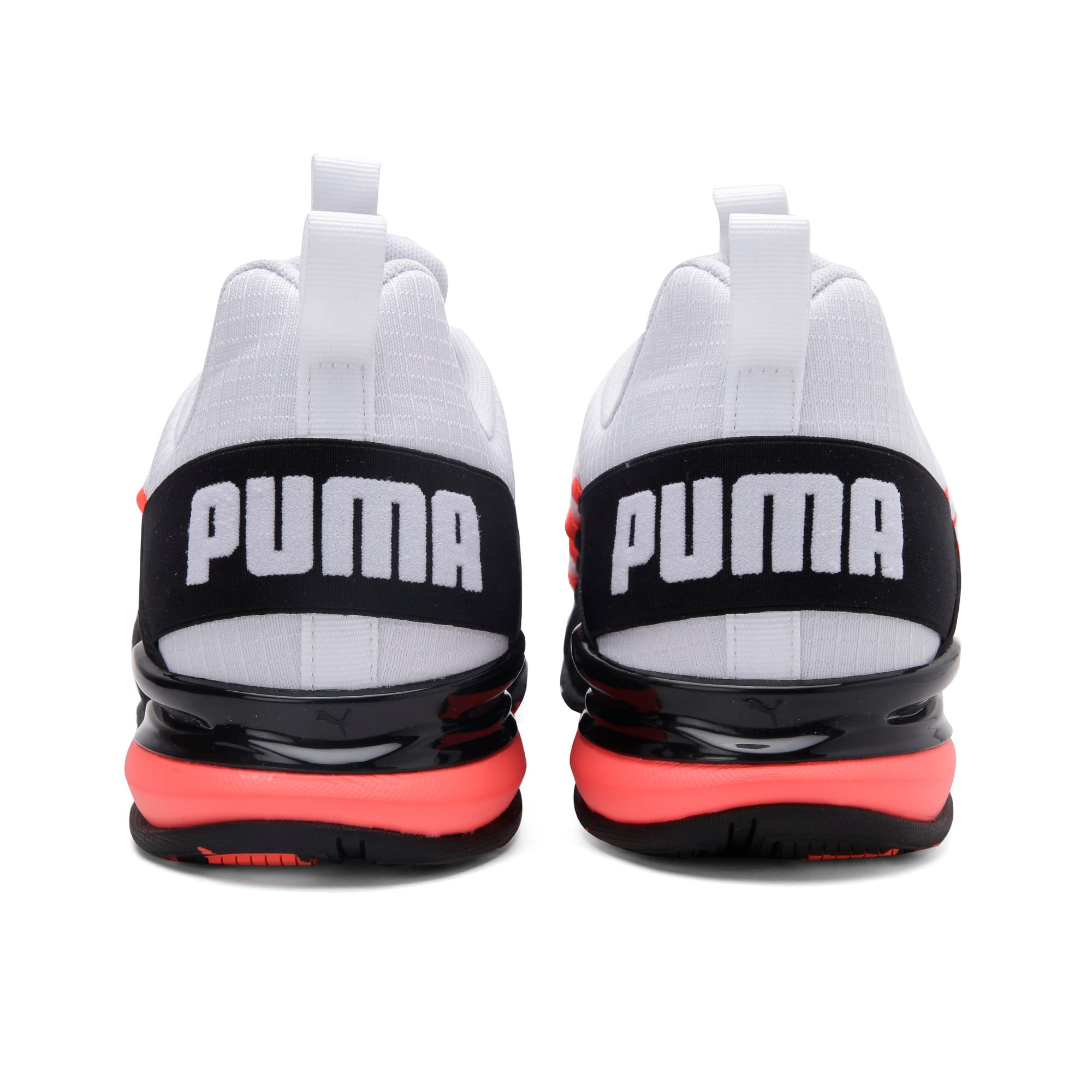 Thumbnail 4 of Axelion Rip Men's Training Shoes, White-Black-Nrgy Red, medium