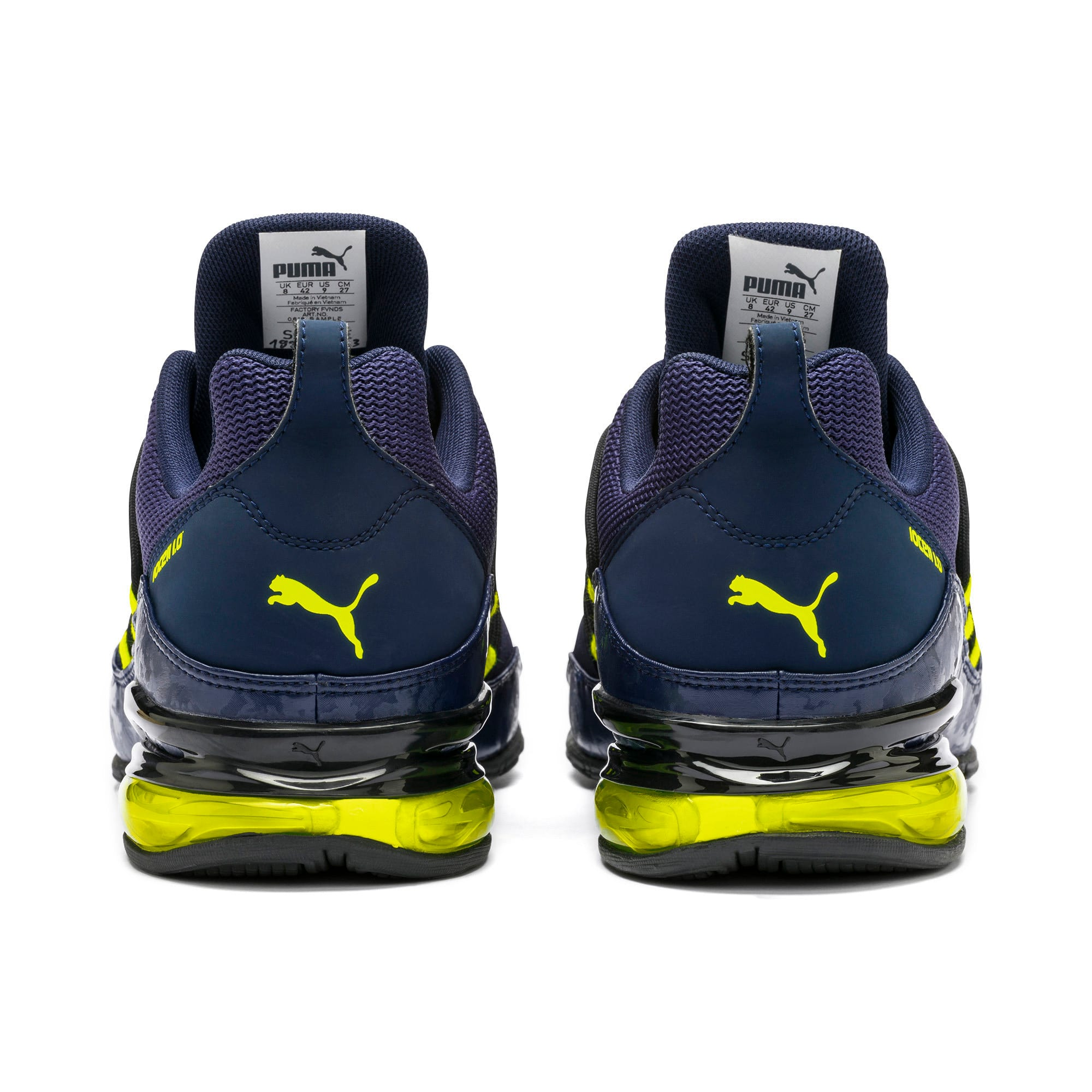 Thumbnail 4 of CELL Regulate Camo Men's Training Shoes, Peacoat-Yellow Alert, medium
