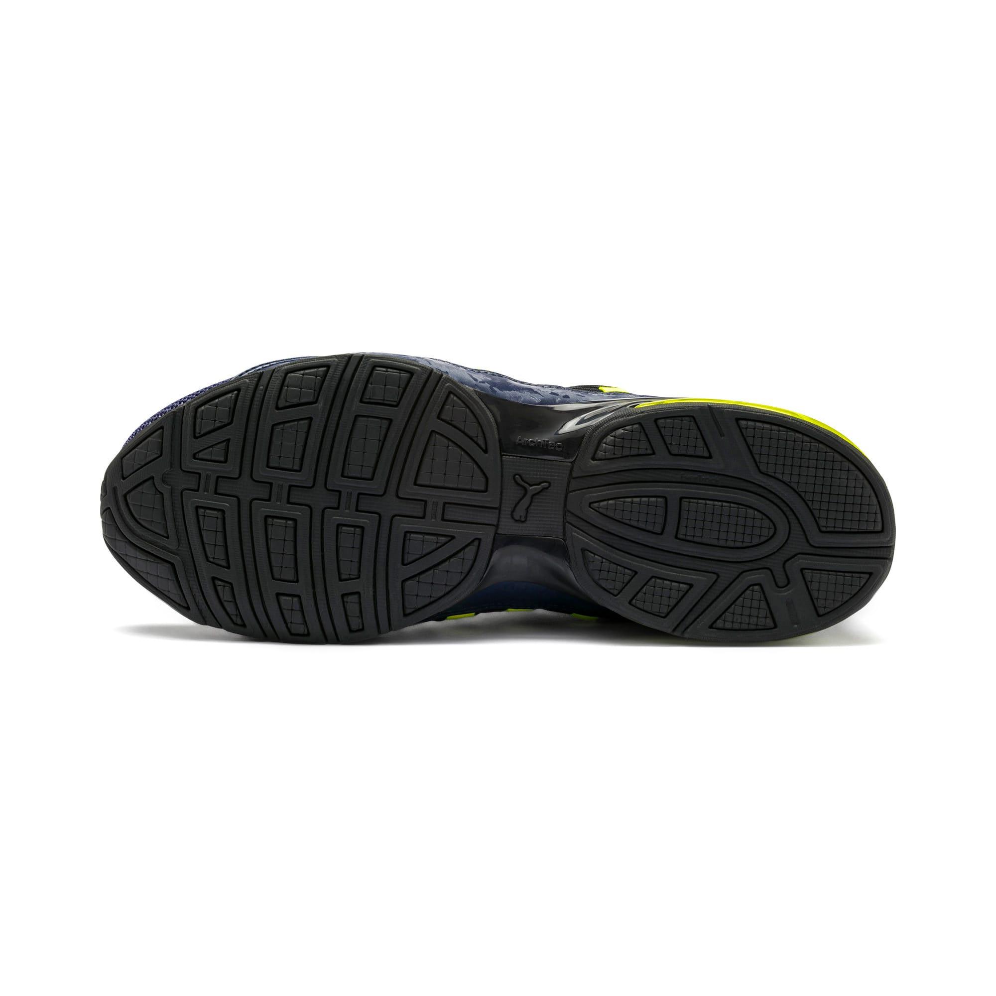 Thumbnail 5 of CELL Regulate Camo Men's Training Shoes, Peacoat-Yellow Alert, medium