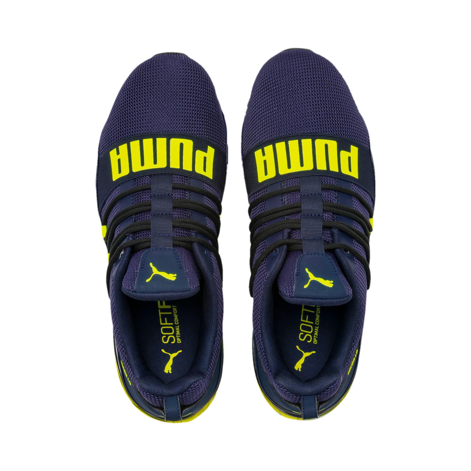 Thumbnail 7 of CELL Regulate Camo Men's Training Shoes, Peacoat-Yellow Alert, medium