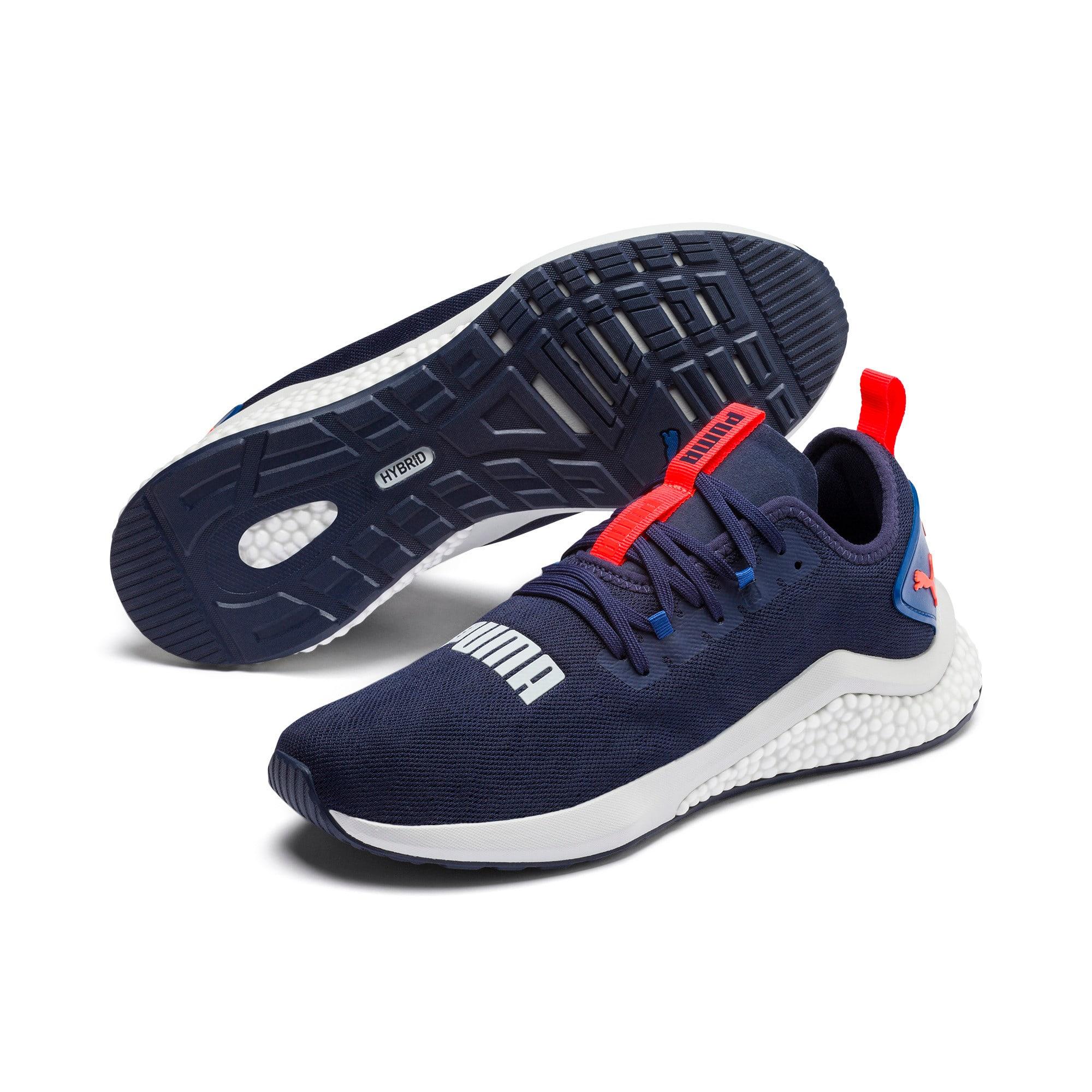 Thumbnail 2 of HYBRID NX Camo Men's Running Shoes, GalaxyBlue-Peacoat-HighRise, medium
