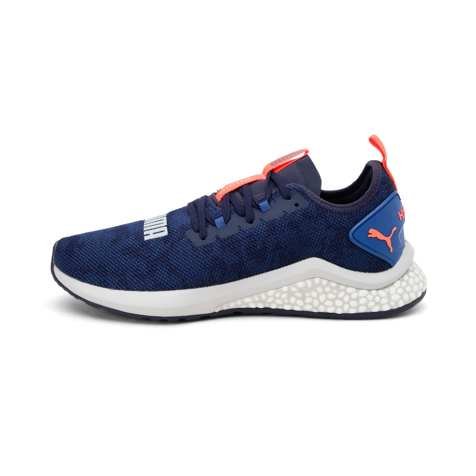 Thumbnail 1 of Hybrid NX Camo Men's Running Sneakers, GalaxyBlue-Peacoat-HighRise, medium-IND