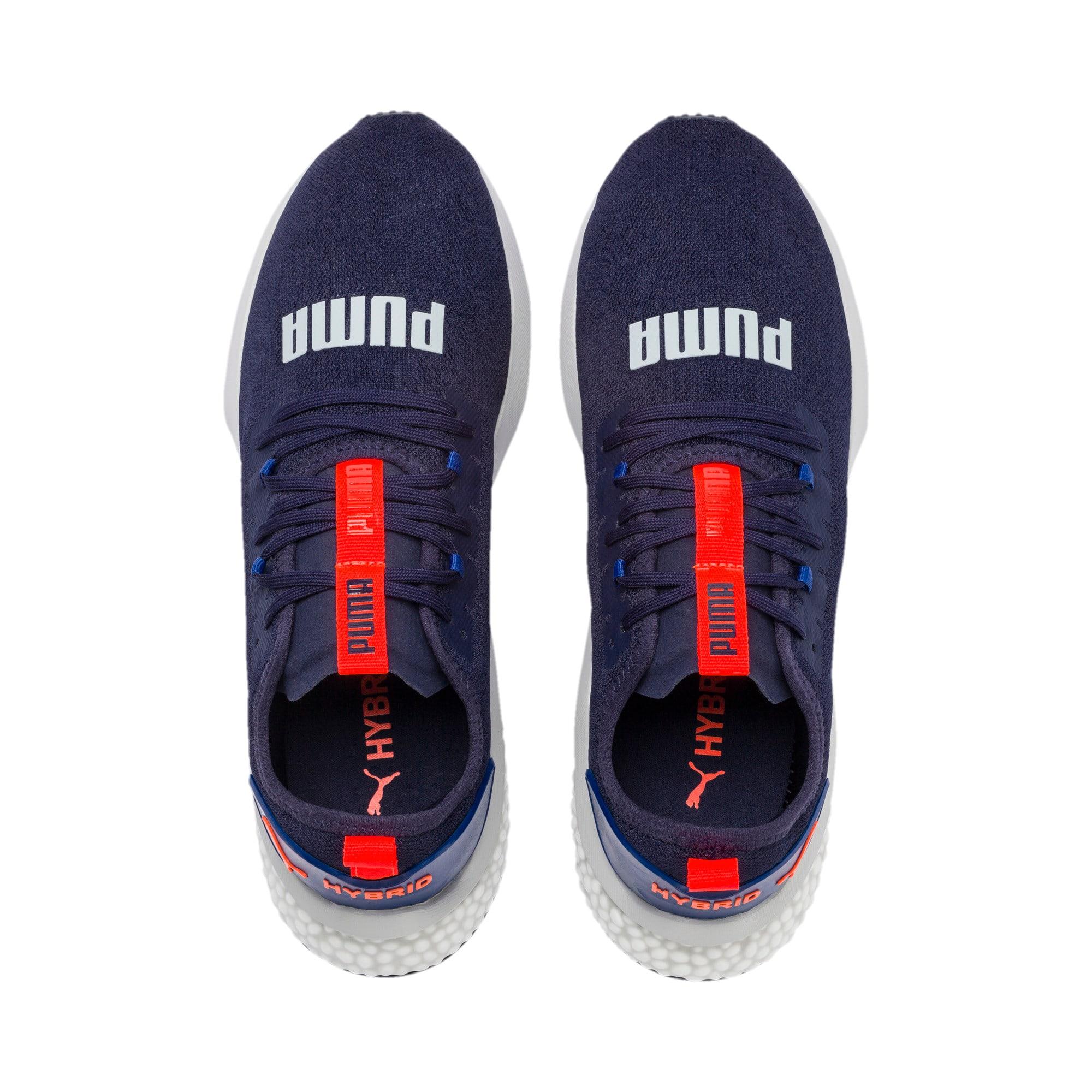 Thumbnail 7 of HYBRID NX Camo Men's Running Shoes, GalaxyBlue-Peacoat-HighRise, medium