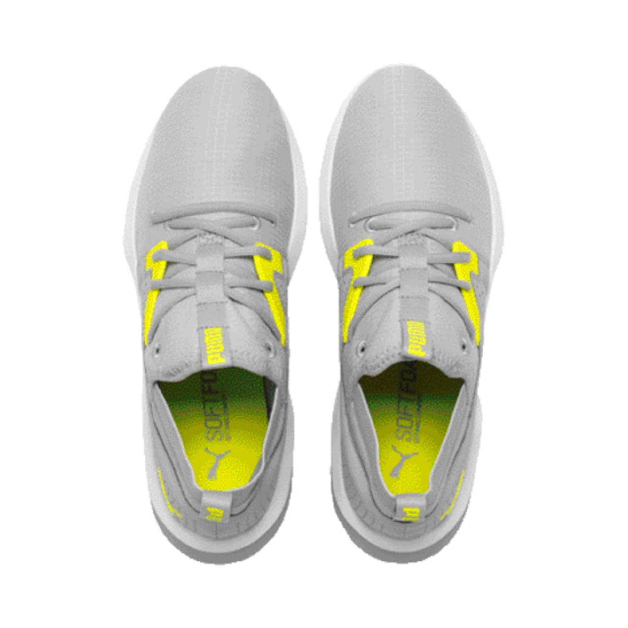 Thumbnail 4 of Emergence Lights Men's Running Shoes, High Rise-Yellow Alert, medium-IND