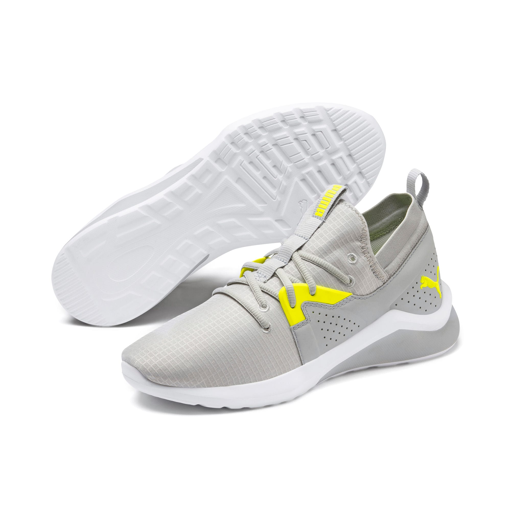 Thumbnail 2 of Emergence Lights Men's Training Shoes, High Rise-Yellow Alert, medium