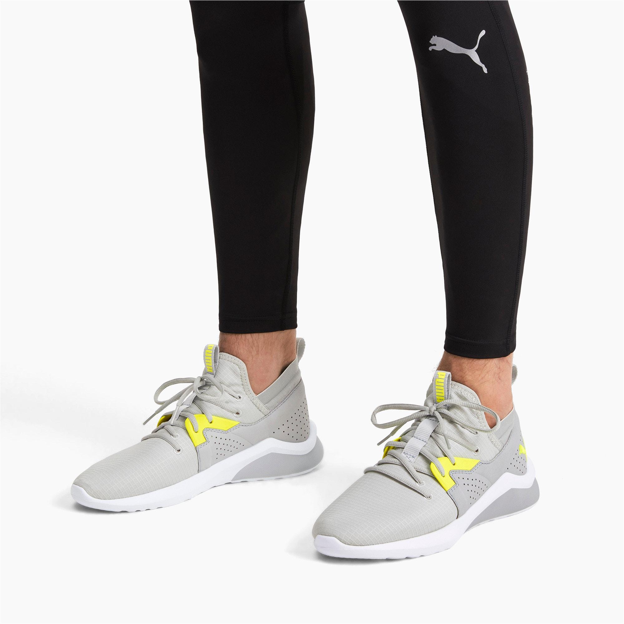 Thumbnail 3 of Emergence Lights Men's Running Shoes, High Rise-Yellow Alert, medium-IND