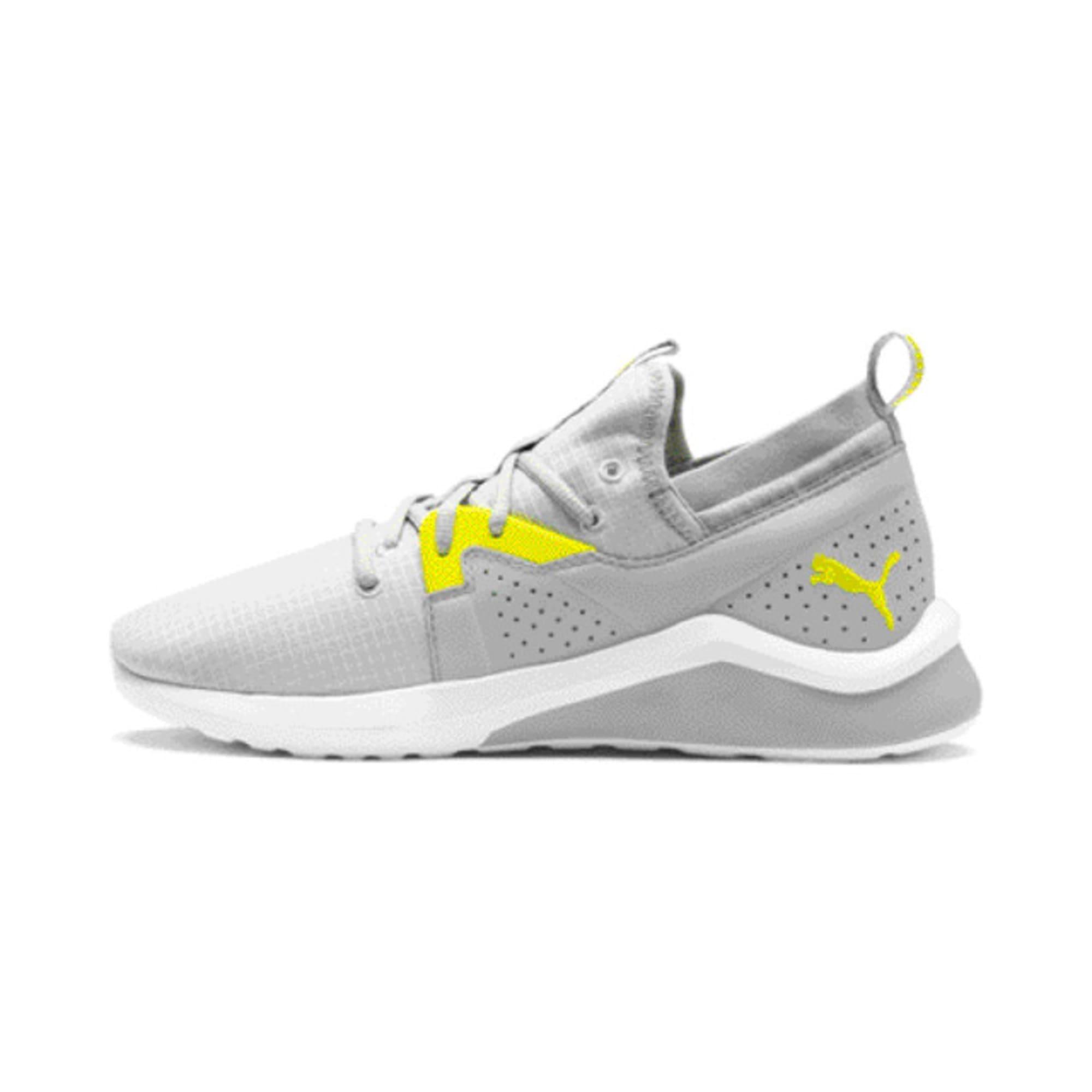 Thumbnail 1 of Emergence Lights Men's Running Shoes, High Rise-Yellow Alert, medium-IND