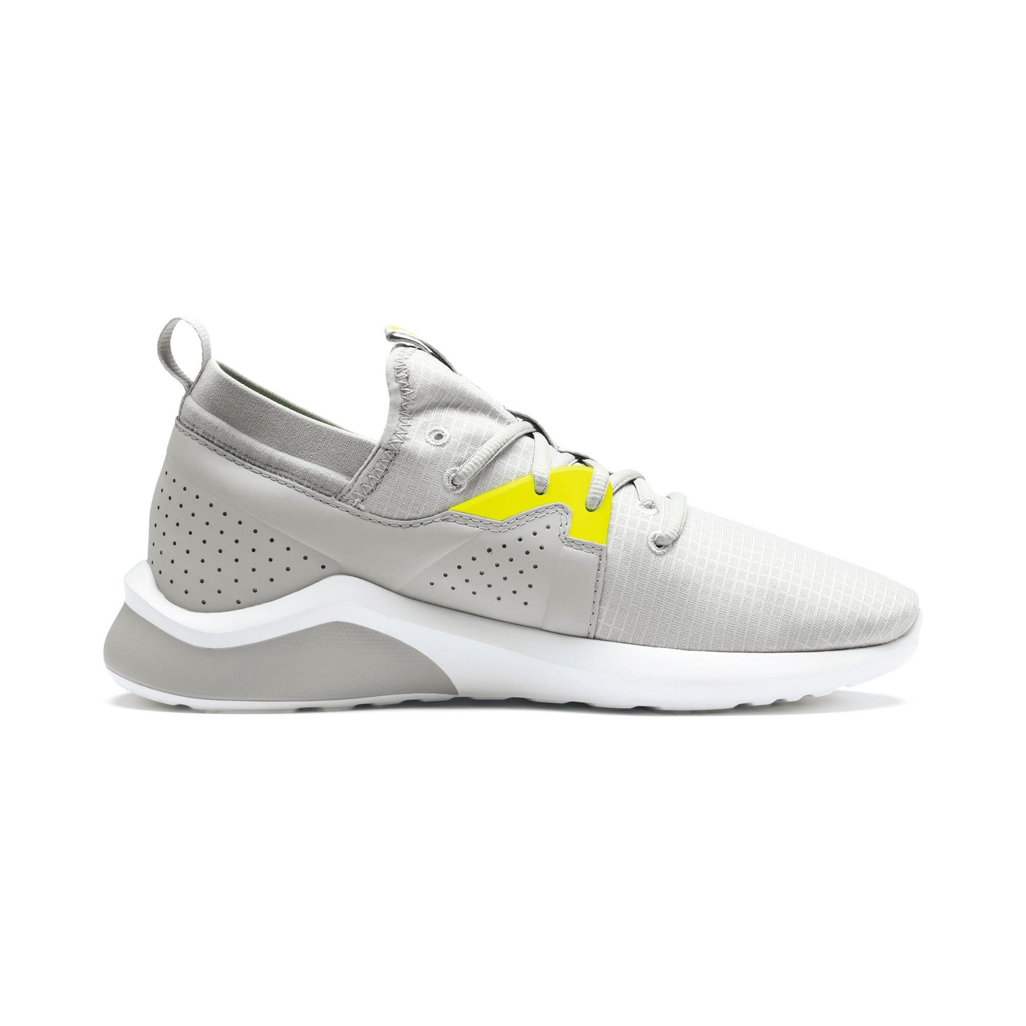 Thumbnail 7 of Emergence Lights Men's Running Shoes, High Rise-Yellow Alert, medium-IND