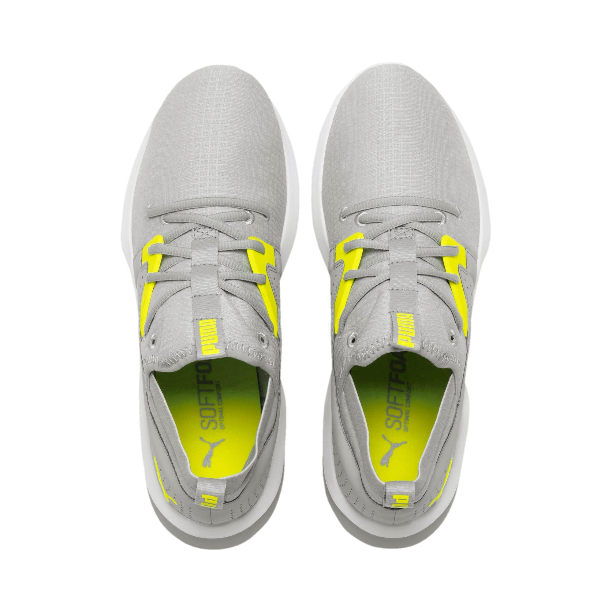 Thumbnail 8 of Emergence Lights Men's Running Shoes, High Rise-Yellow Alert, medium-IND