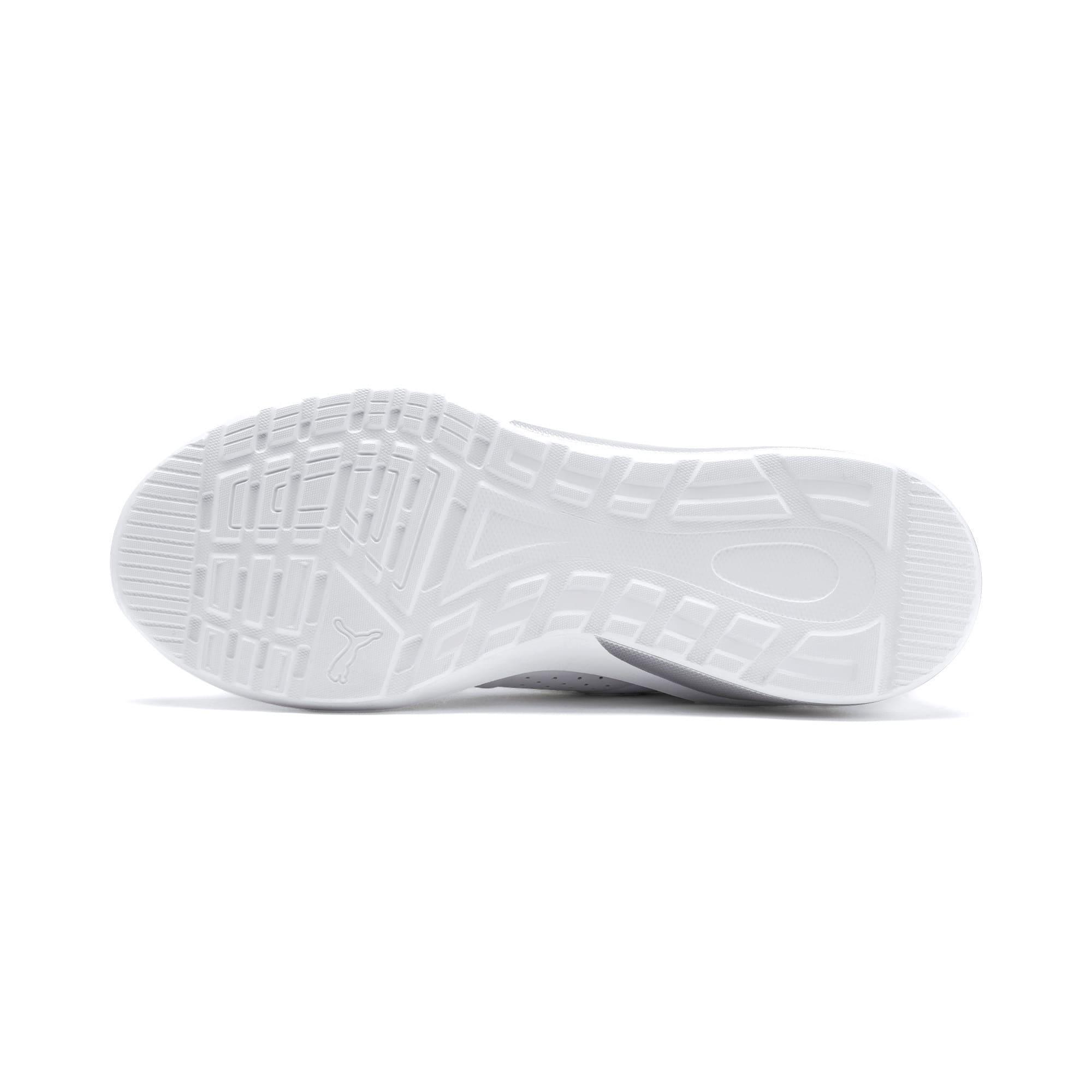 Thumbnail 7 of Emergence Lights Men's Running Shoes, Puma White-Puma Silver, medium-IND