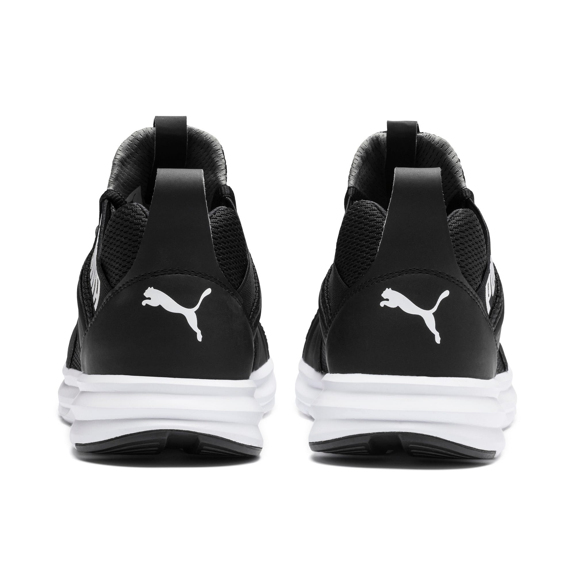 Thumbnail 4 of Basket Enzo Sport pour homme, Puma Black-Puma White, medium
