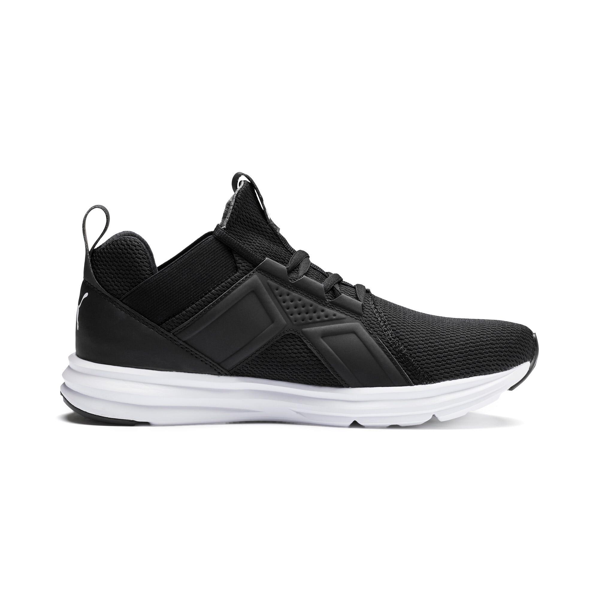 Thumbnail 6 of Enzo Sport Men's Training Shoes, Puma Black-Puma White, medium