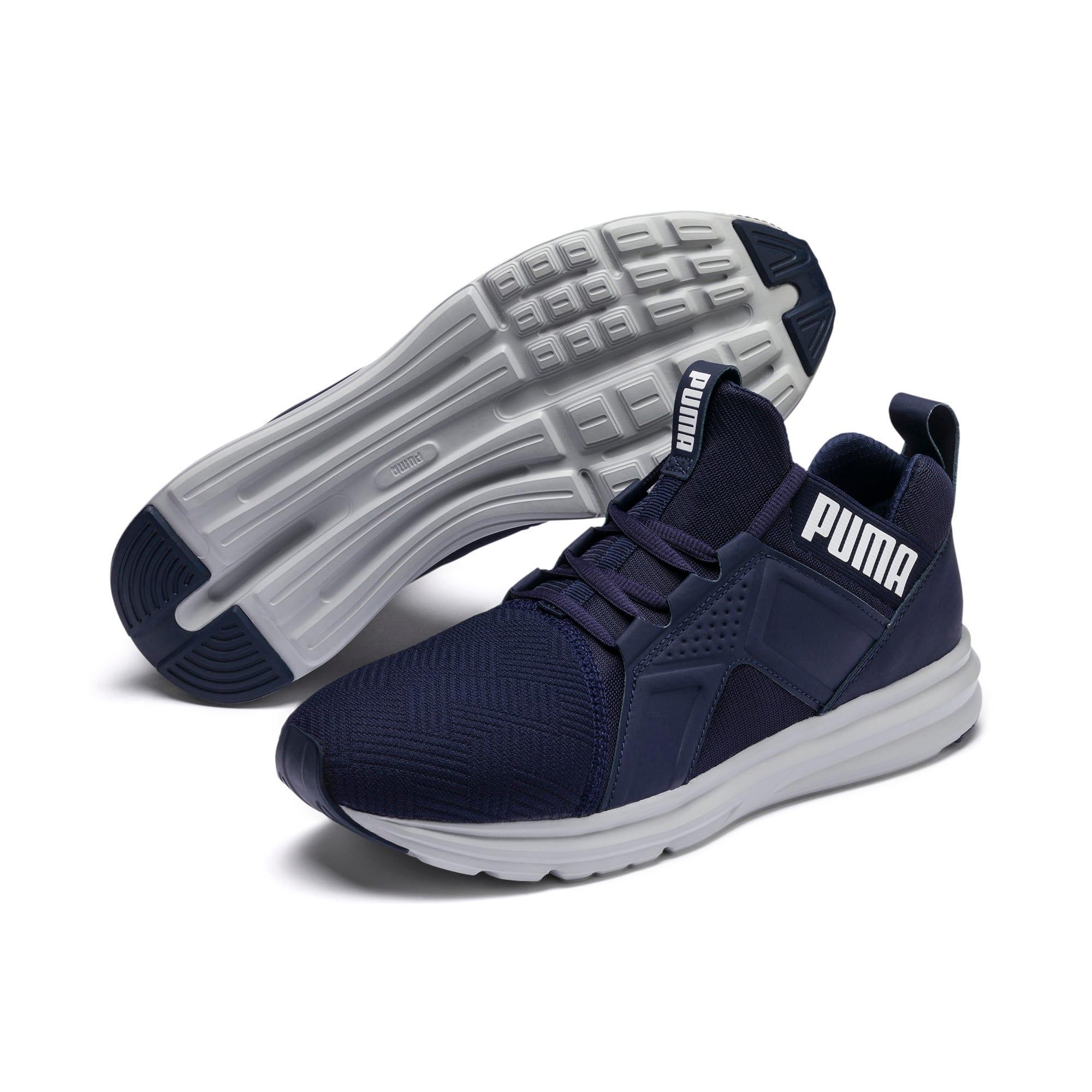 Thumbnail 2 of Enzo Geo Men's Sneakers, Peacoat, medium