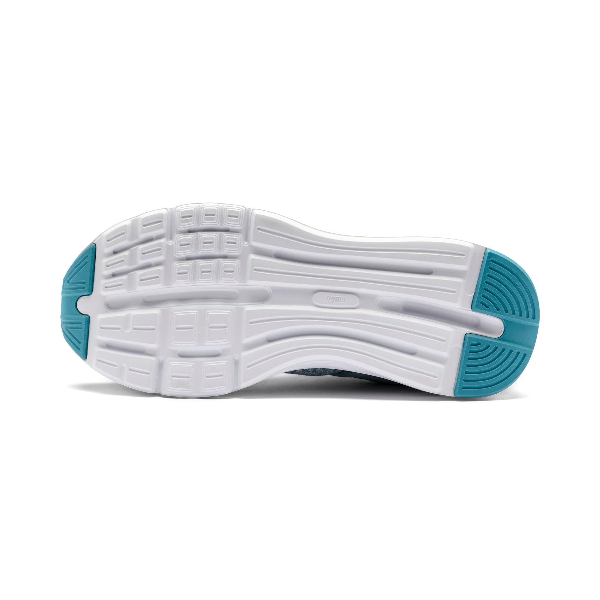 Thumbnail 5 of Enzo Heather Women's Sneakers, Bluestone-Milky Blue-White, medium