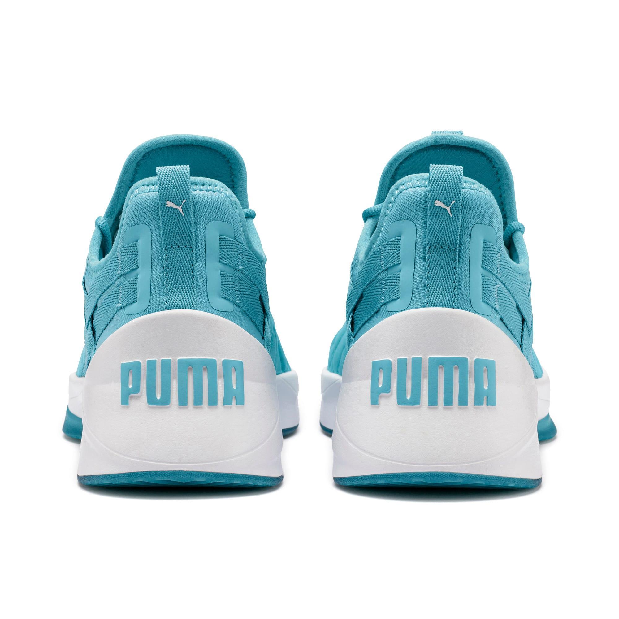 Thumbnail 4 of Jaab XT Quilt Women's Training Shoes, Milky Blue-Puma White, medium