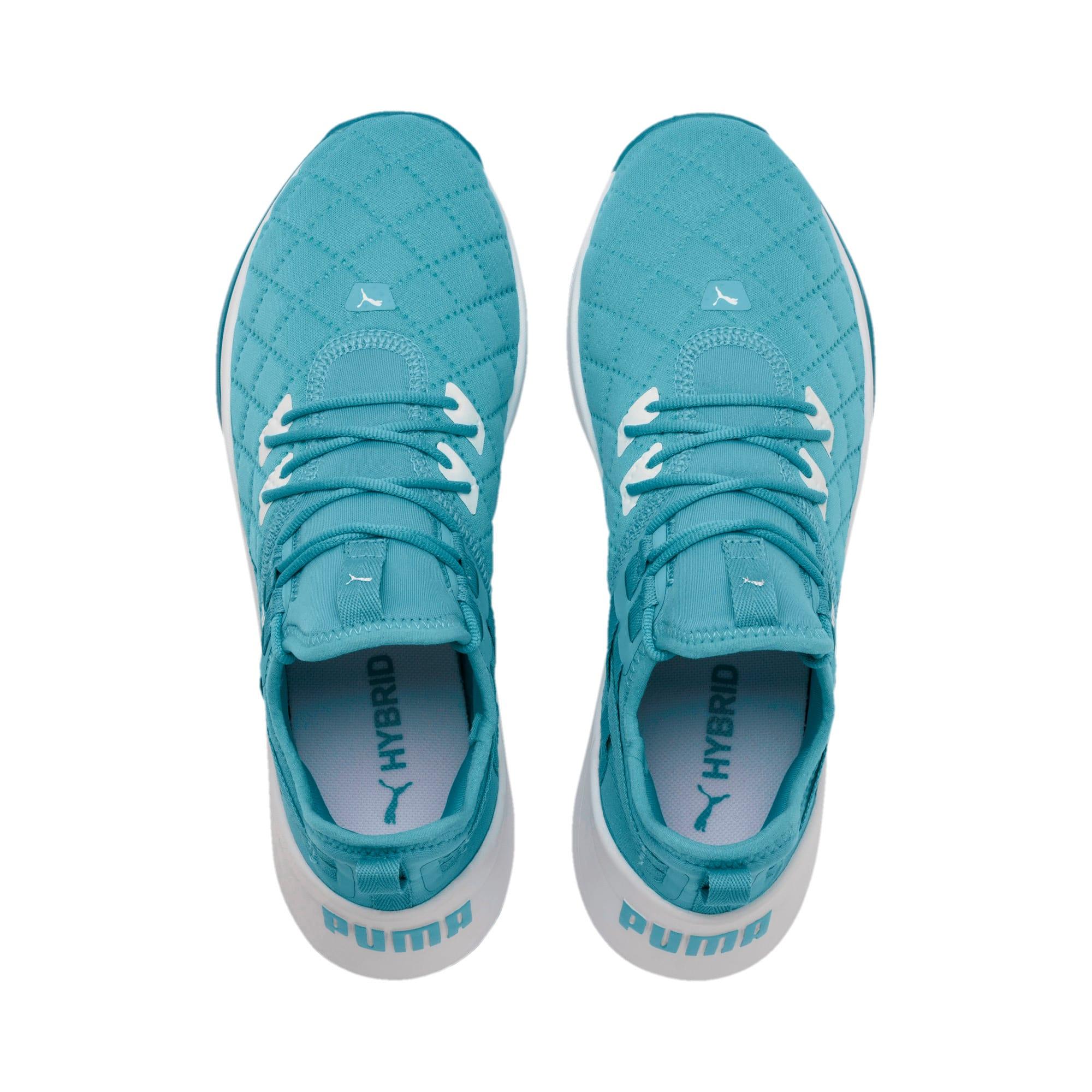 Thumbnail 7 of Jaab XT Quilt Women's Training Shoes, Milky Blue-Puma White, medium