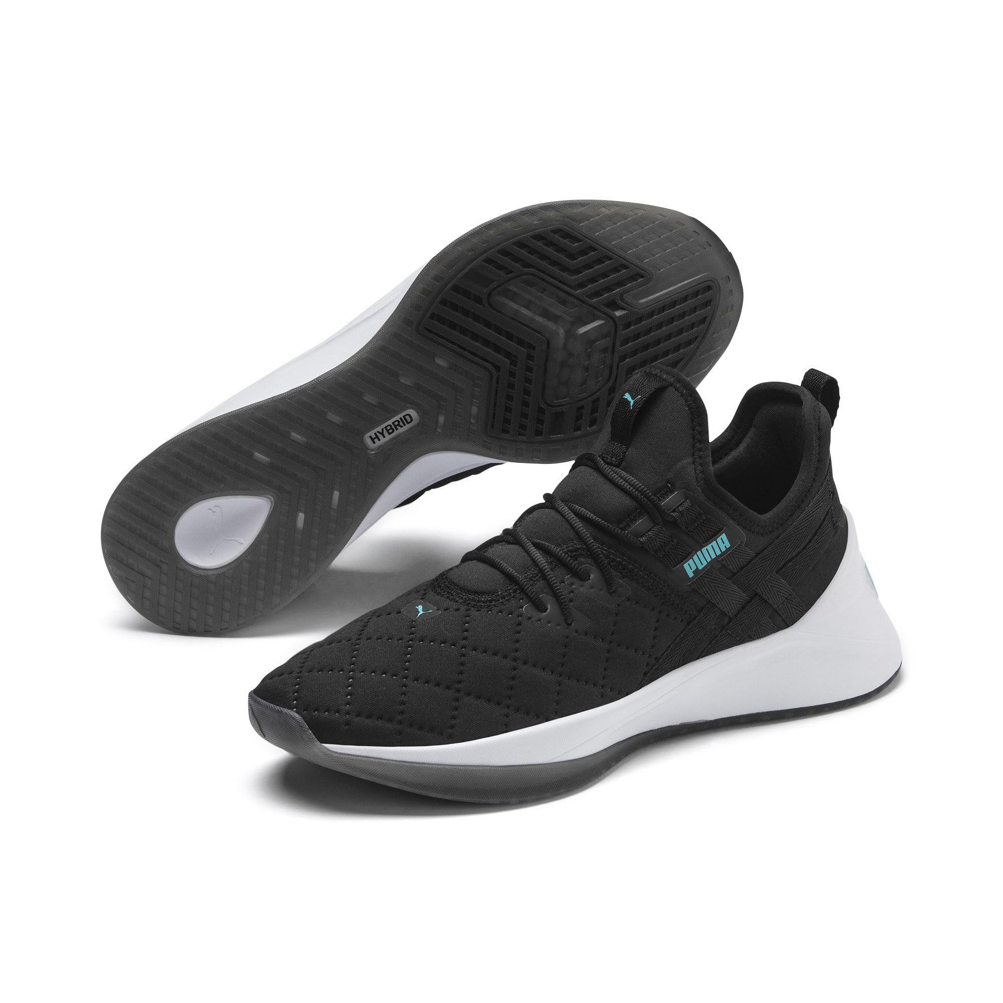 Thumbnail 2 of Jaab XT Quilt Women's Training Shoes, Puma Black-Puma White, medium