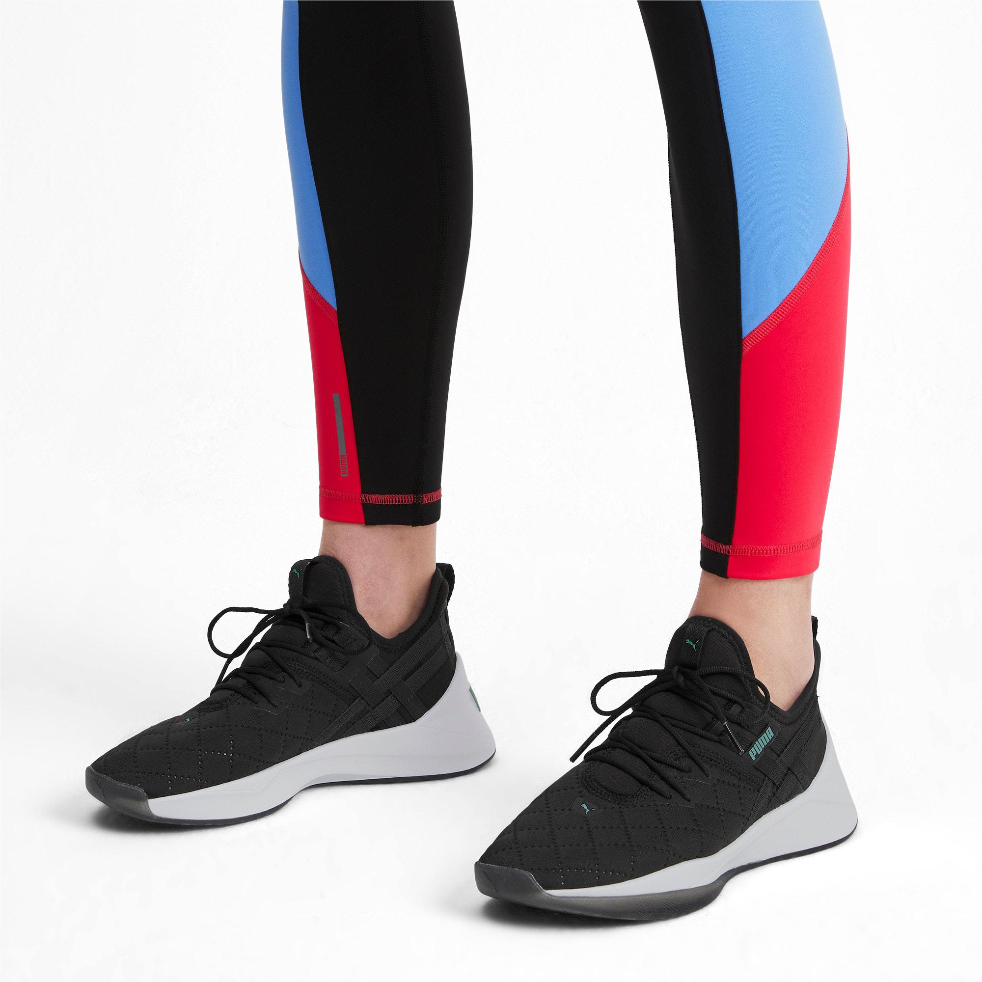 Thumbnail 3 of Jaab XT Quilt Women's Training Shoes, Puma Black-Puma White, medium