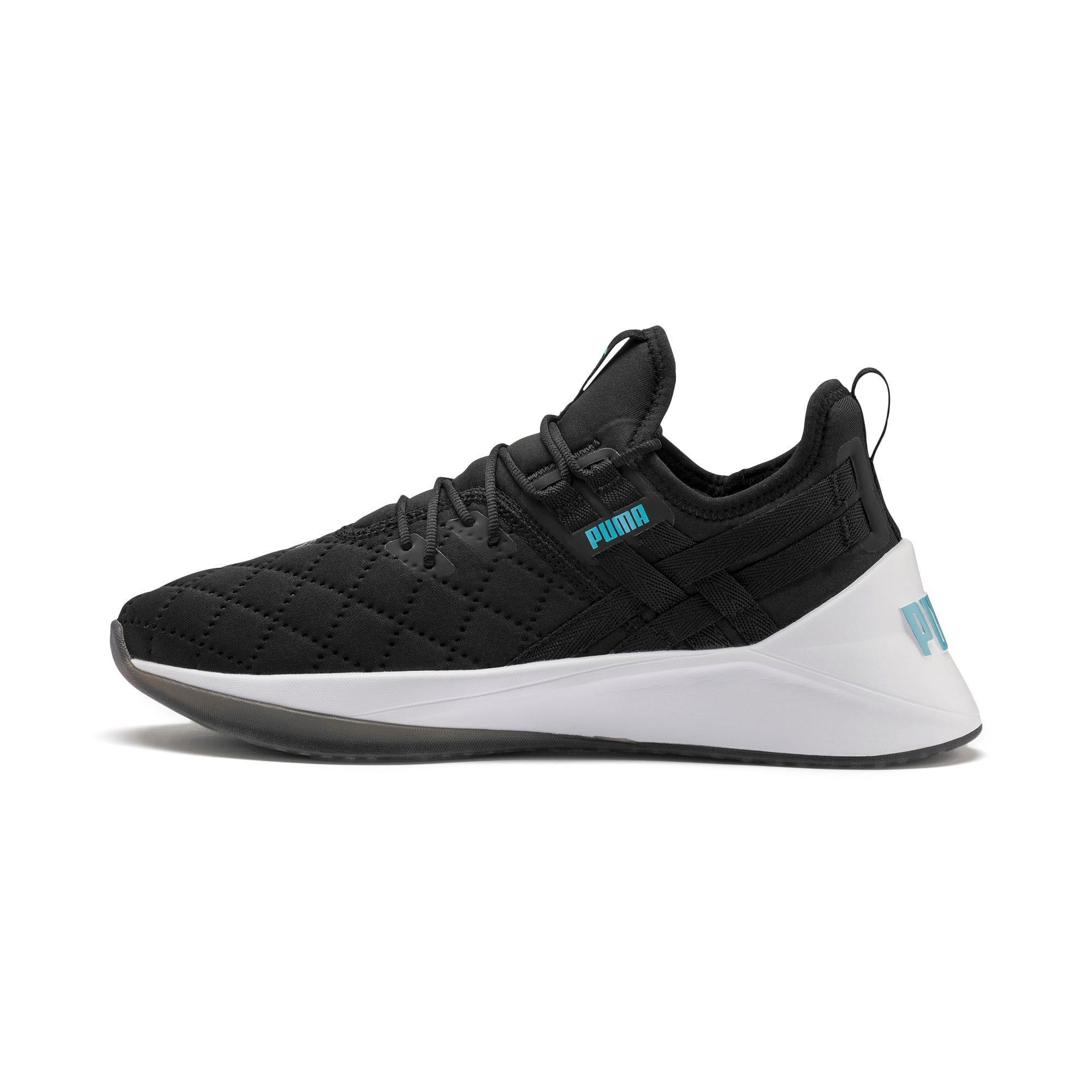 Miniatura 1 de Zapatos deportivos Jaab XT Quilt para mujer, Puma Black-Puma White, mediano