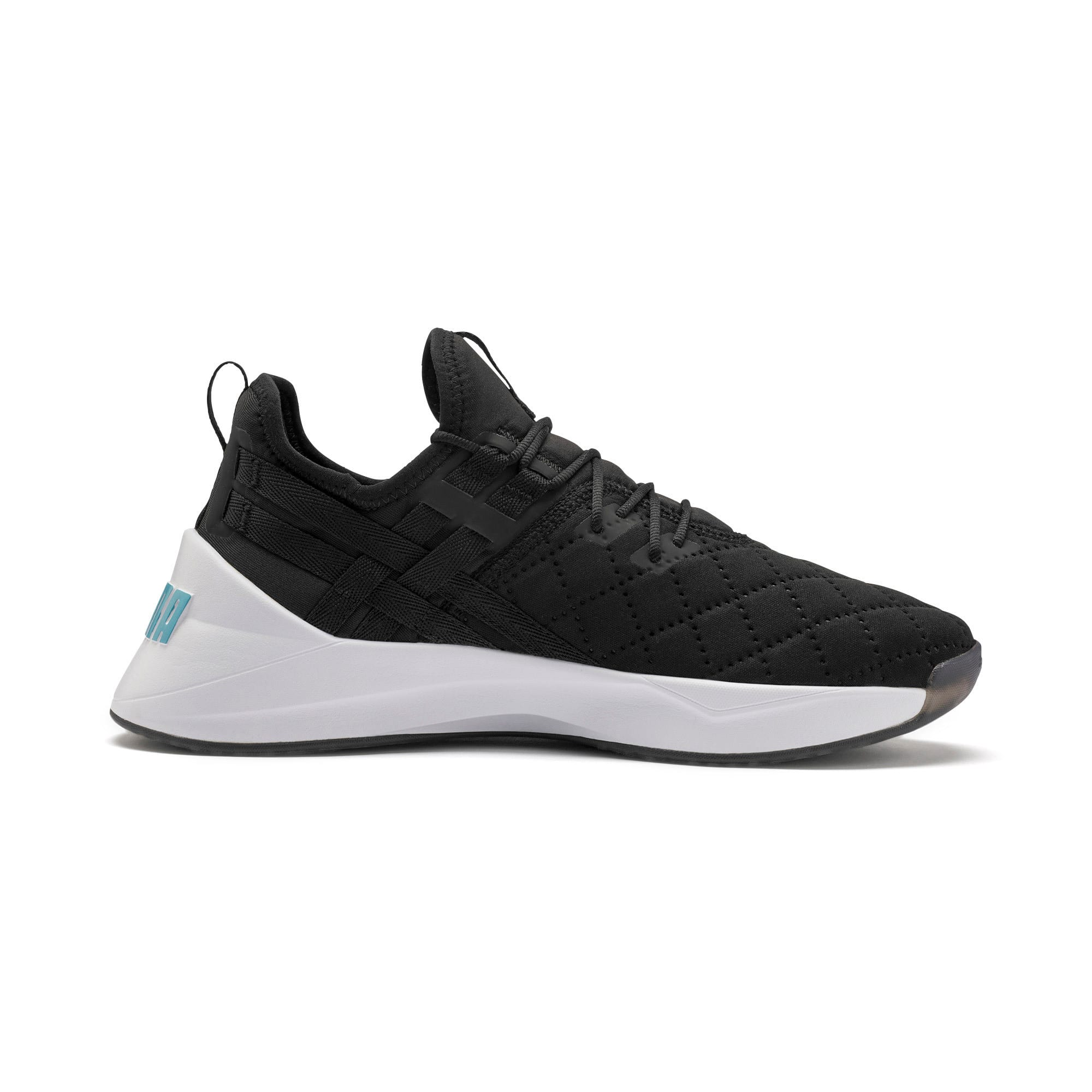 Miniatura 6 de Zapatos deportivos Jaab XT Quilt para mujer, Puma Black-Puma White, mediano