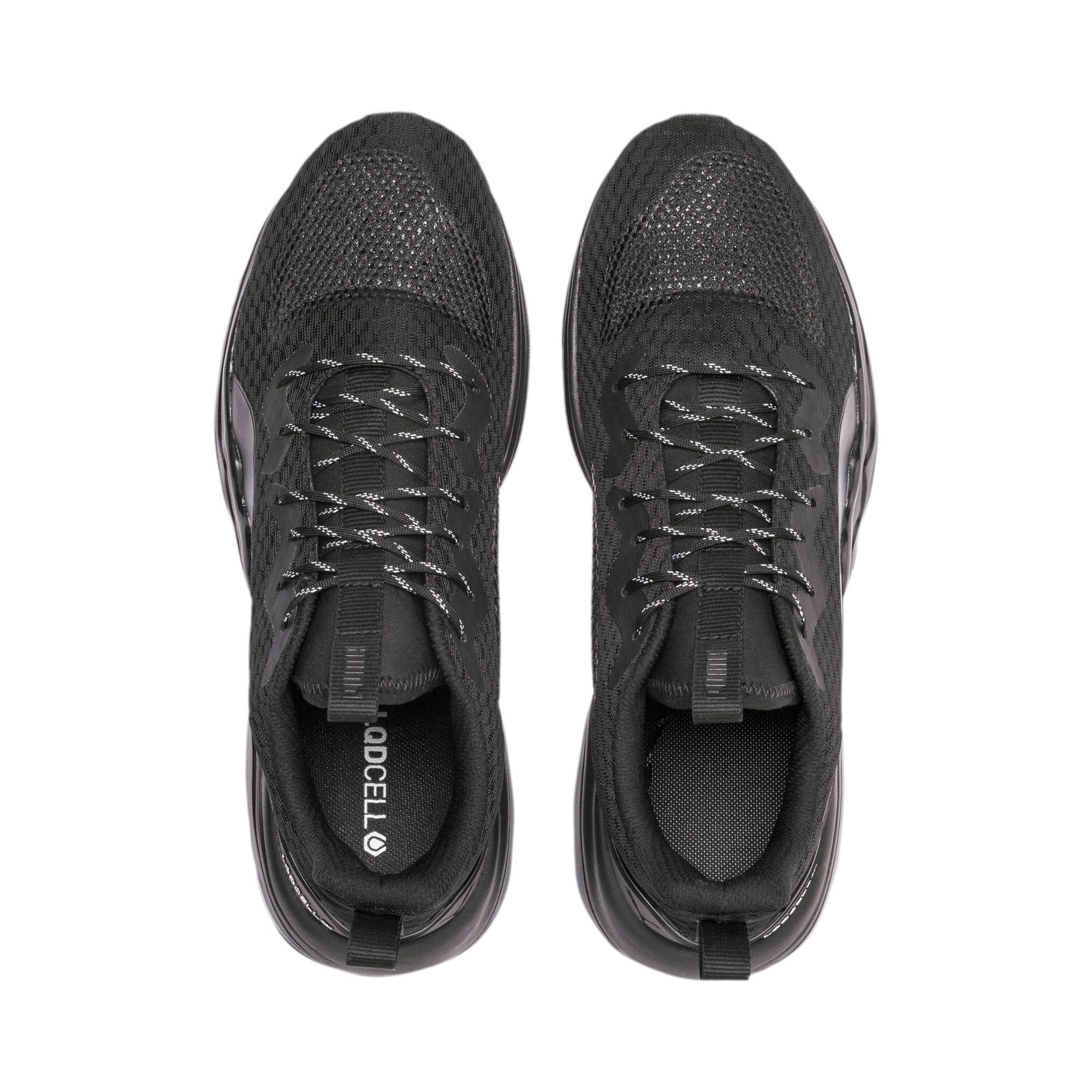 Thumbnail 8 of LQDCELL Tension Men's Training Shoes, Puma Black-Nrgy Red, medium