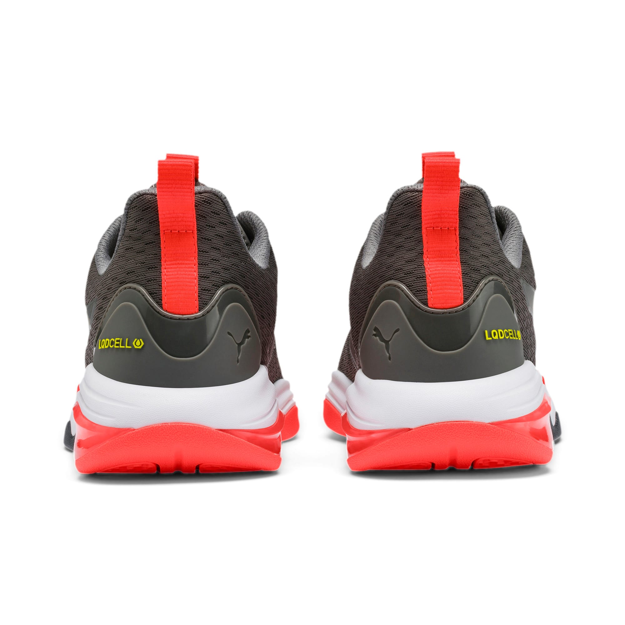 Thumbnail 4 of LQDCELL Tension Men's Training Shoes, CASTLEROCK-Nrgy Red-Y Alert, medium