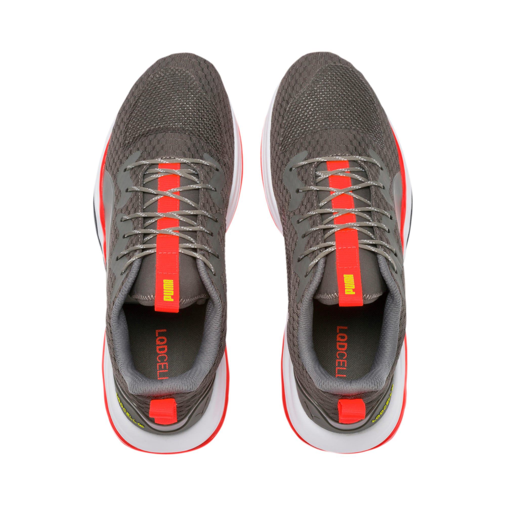 Thumbnail 8 of LQDCELL Tension Men's Training Shoes, CASTLEROCK-Nrgy Red-Y Alert, medium