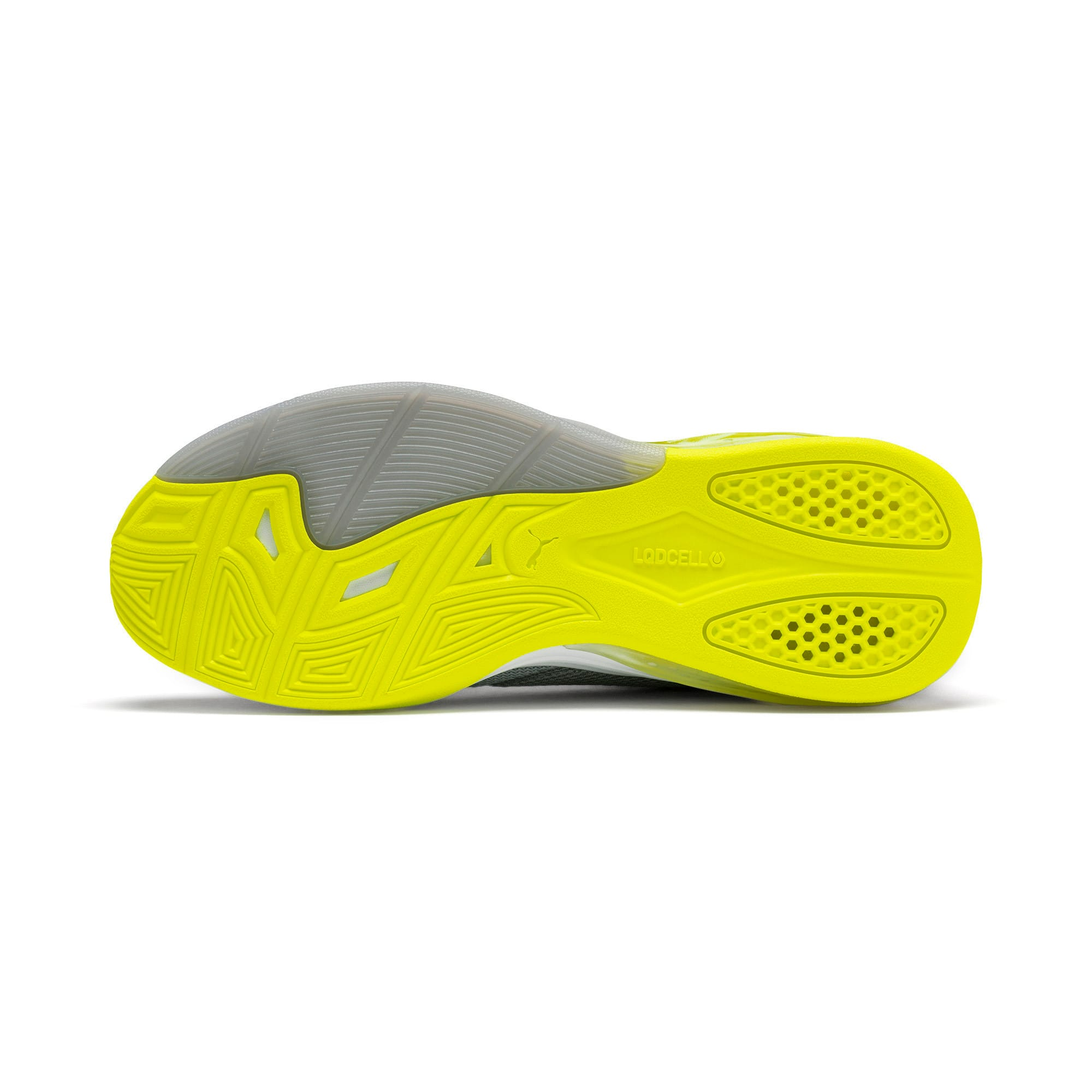 Thumbnail 5 of LQDCELL Tension Lights Men's Training Shoes, High Rise-Yellow Alert, medium