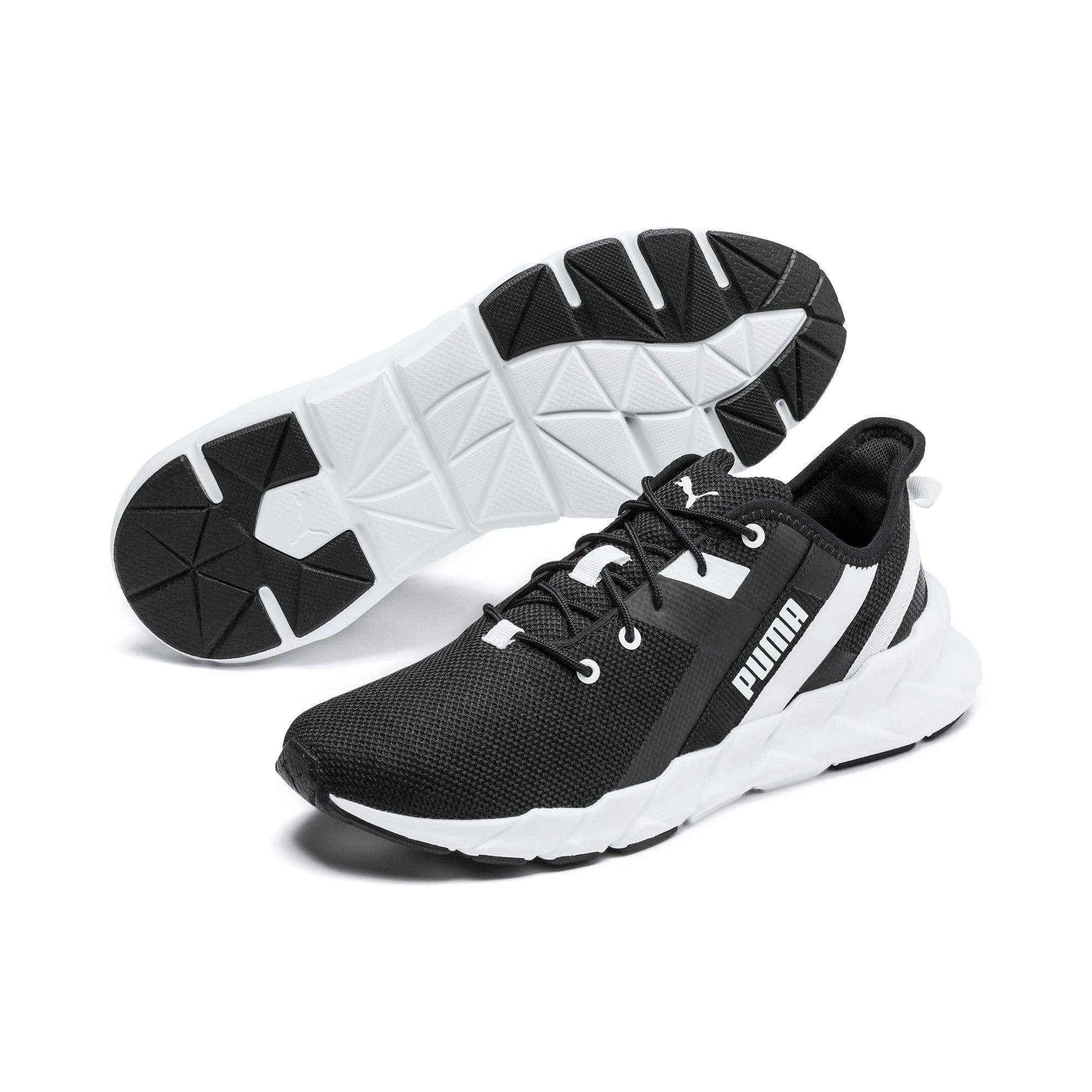 Miniatura 3 de Zapatos de entrenamiento Weave XT para mujer, Puma Black-Puma White, mediano