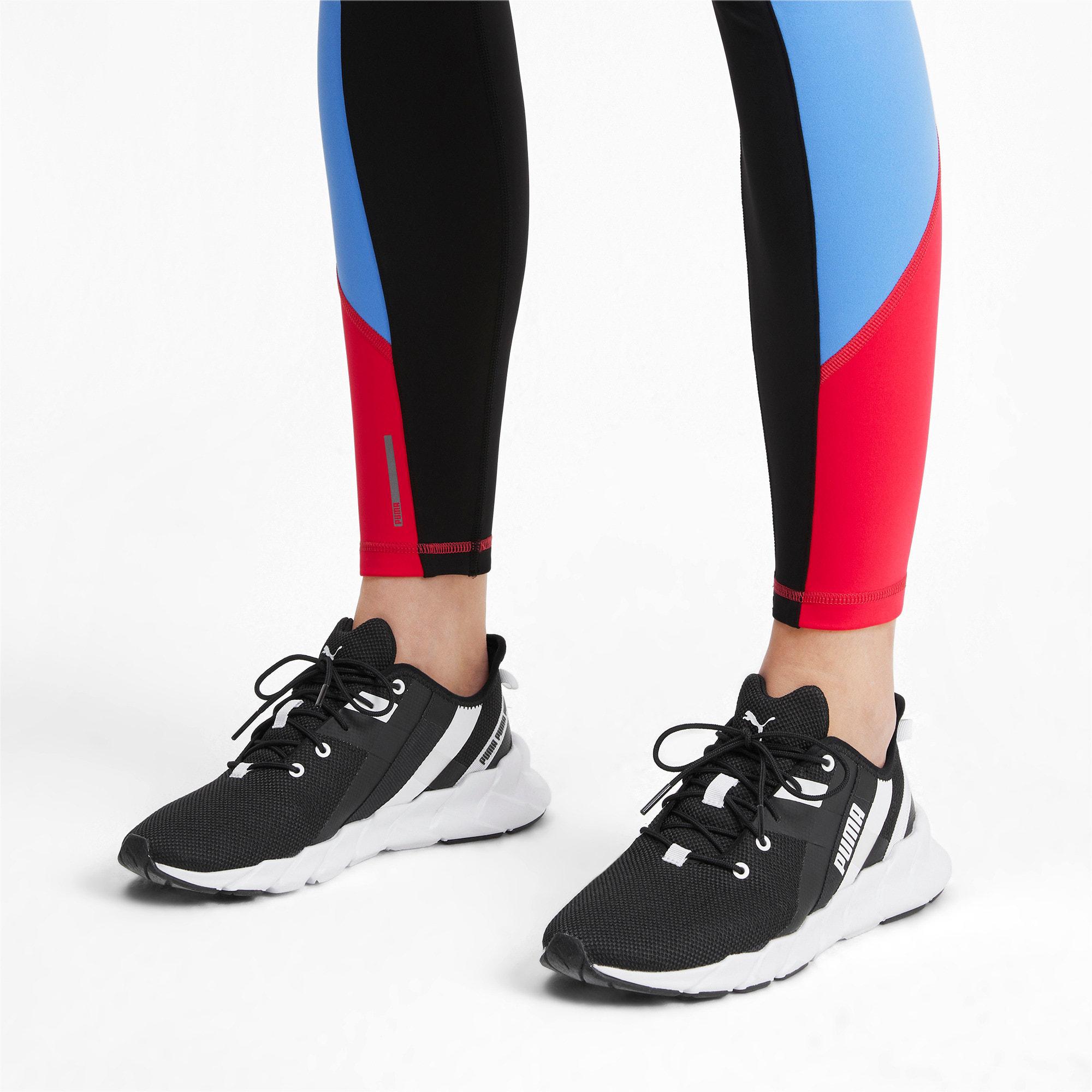 Miniatura 2 de Zapatos de entrenamiento Weave XT para mujer, Puma Black-Puma White, mediano
