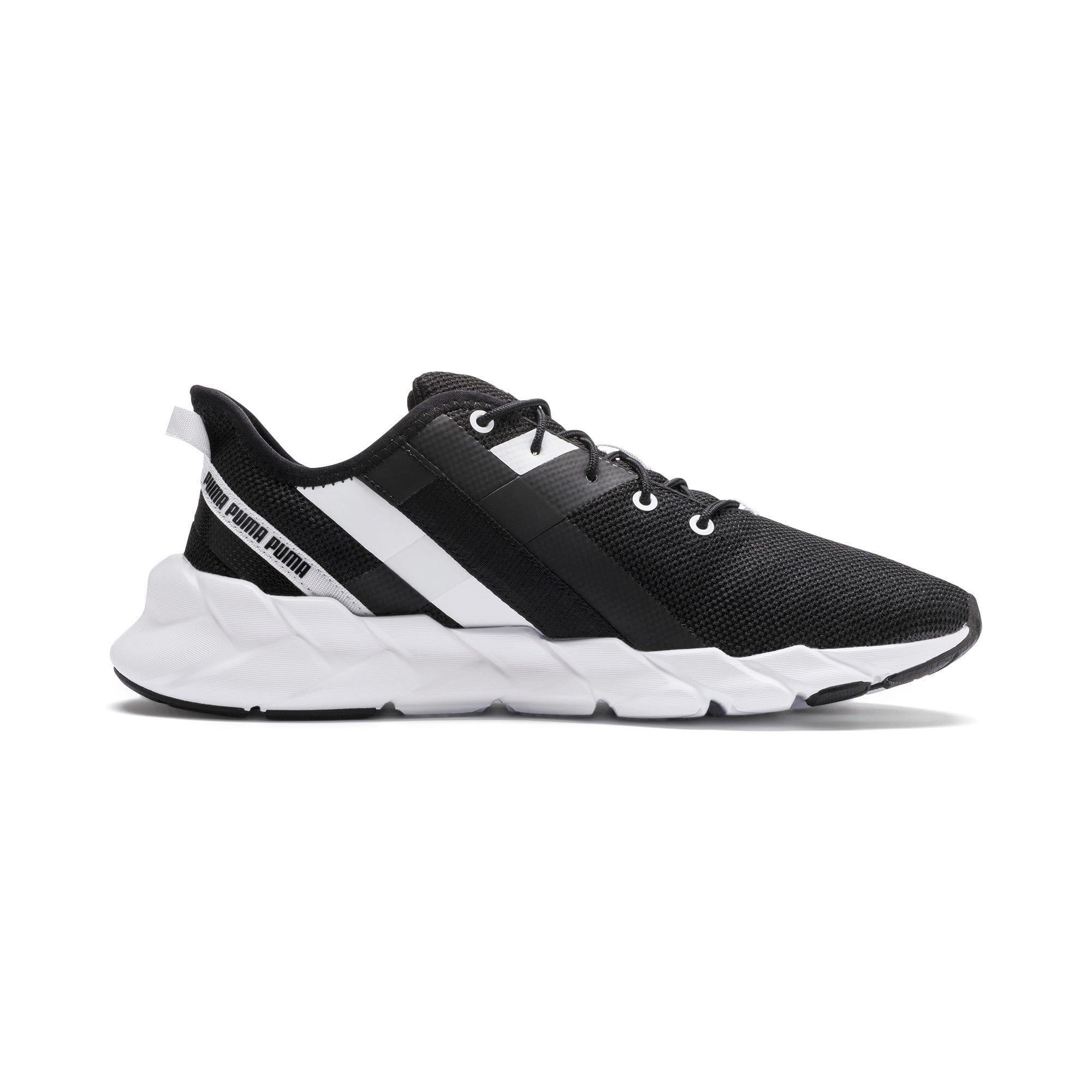 Miniatura 6 de Zapatos de entrenamiento Weave XT para mujer, Puma Black-Puma White, mediano