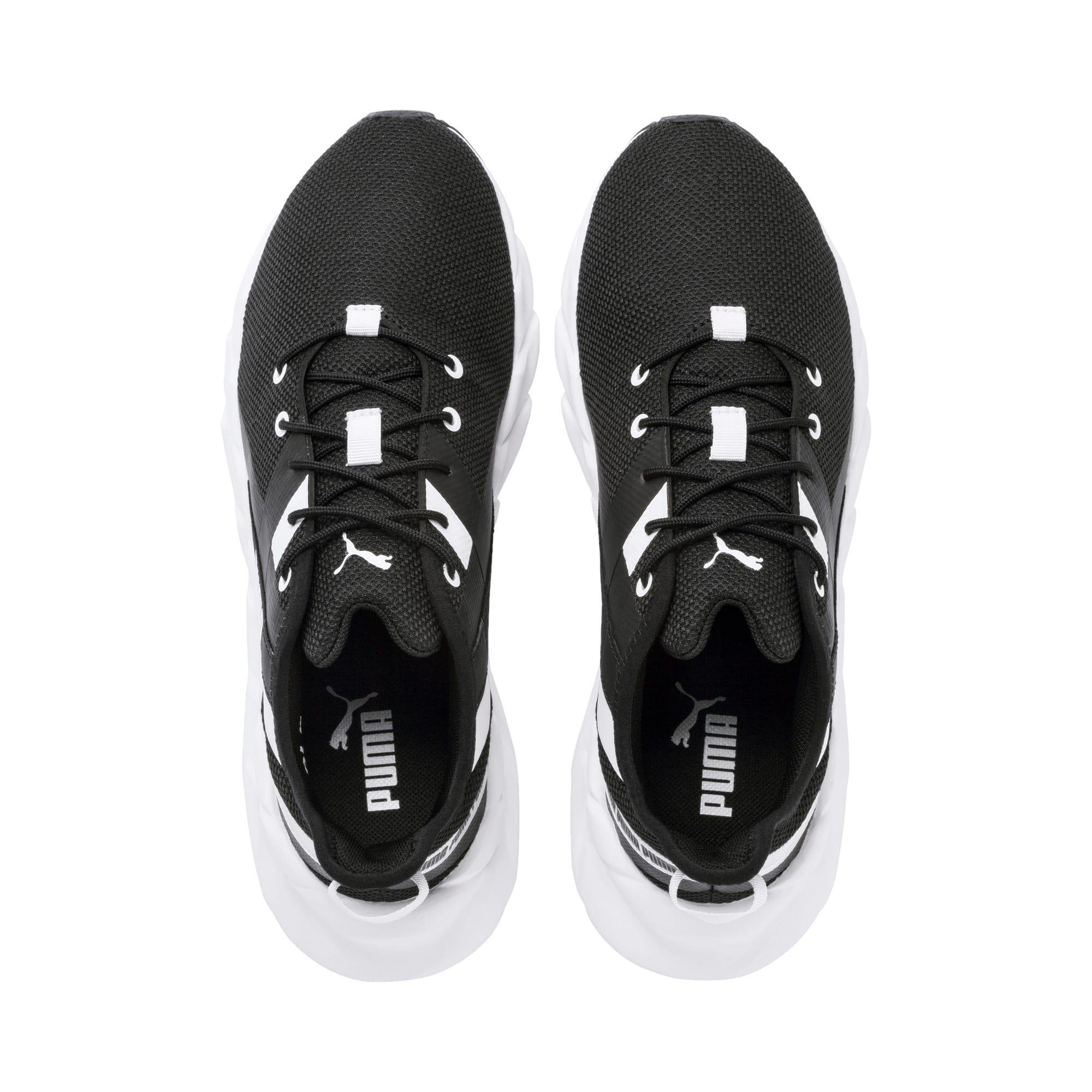 Miniatura 7 de Zapatos de entrenamiento Weave XT para mujer, Puma Black-Puma White, mediano