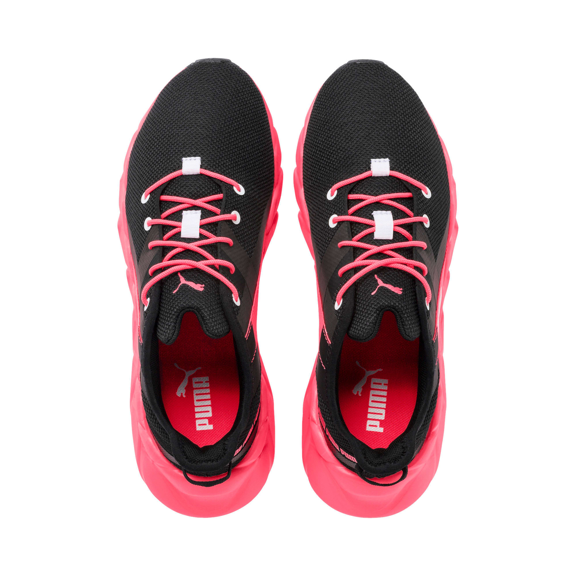 Thumbnail 7 of Weave XT Women's Training Shoes, Puma Black-Pink Alert, medium