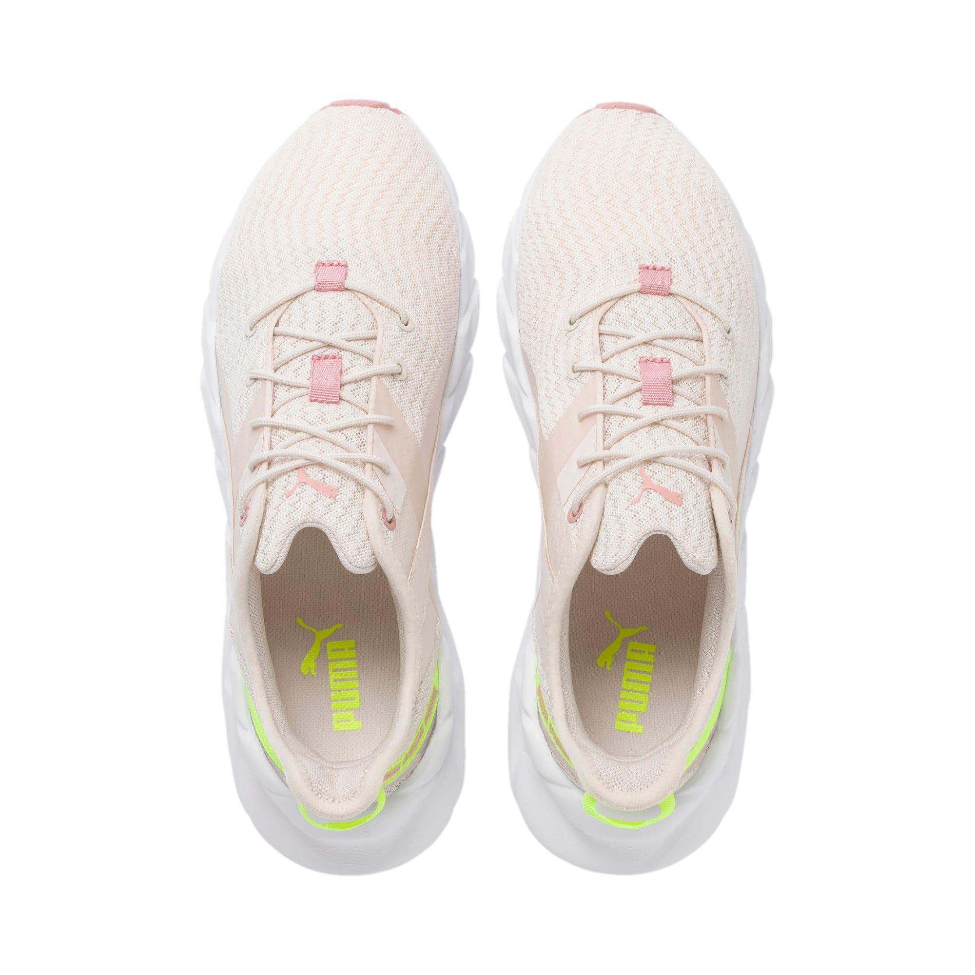 Thumbnail 8 of Weave Shift XT Women's Training Shoes, Pastel Parchment-Puma White, medium
