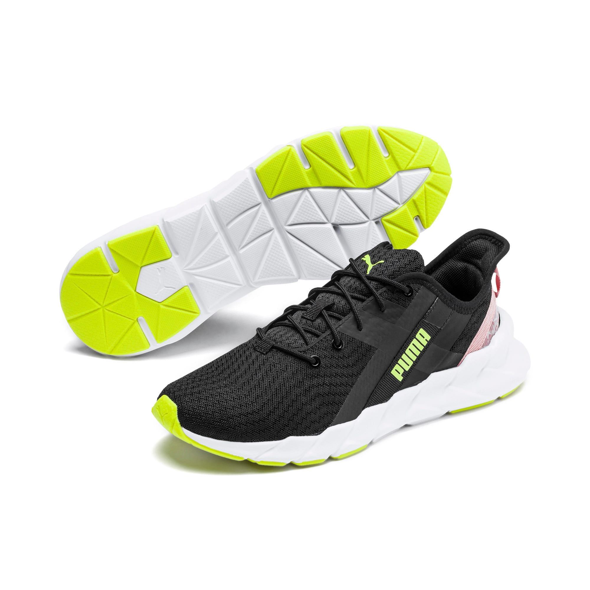 Thumbnail 3 of Weave Shift XT Women's Training Shoes, Puma Black-Puma White, medium