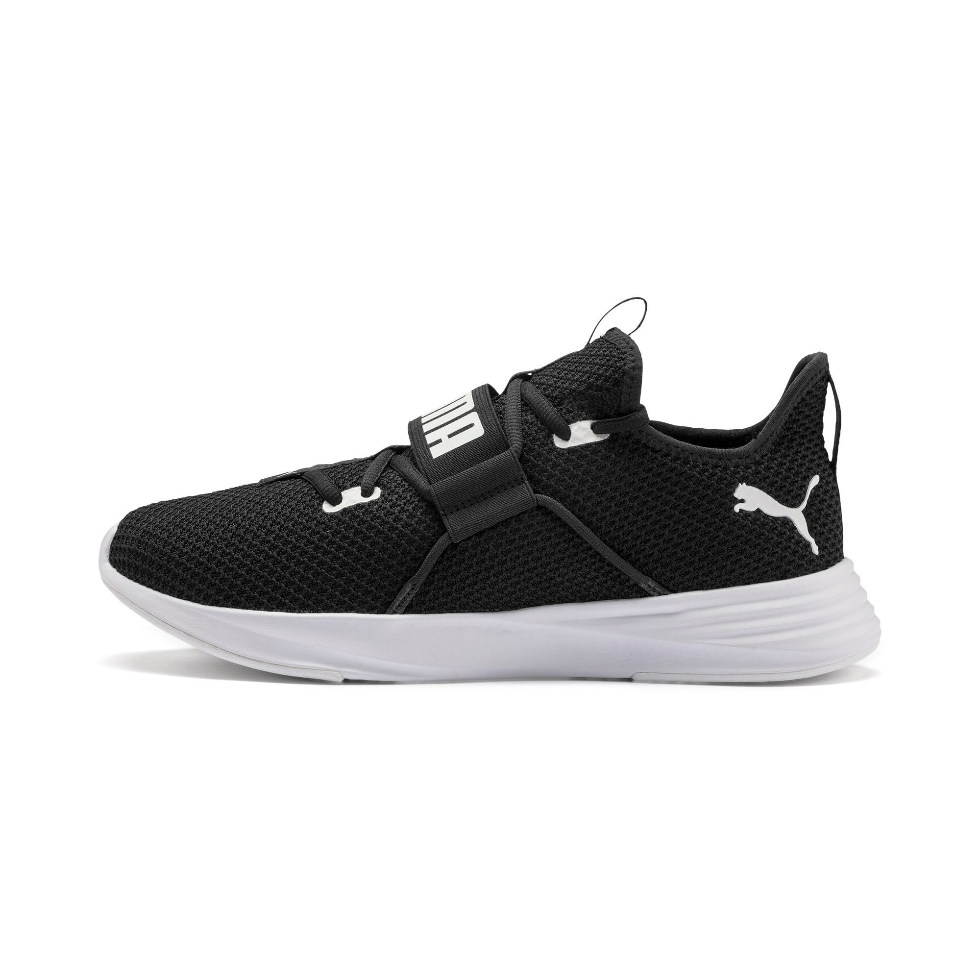 Thumbnail 1 of Persist XT Knit Men's Training Shoes, Puma Black-Puma White, medium